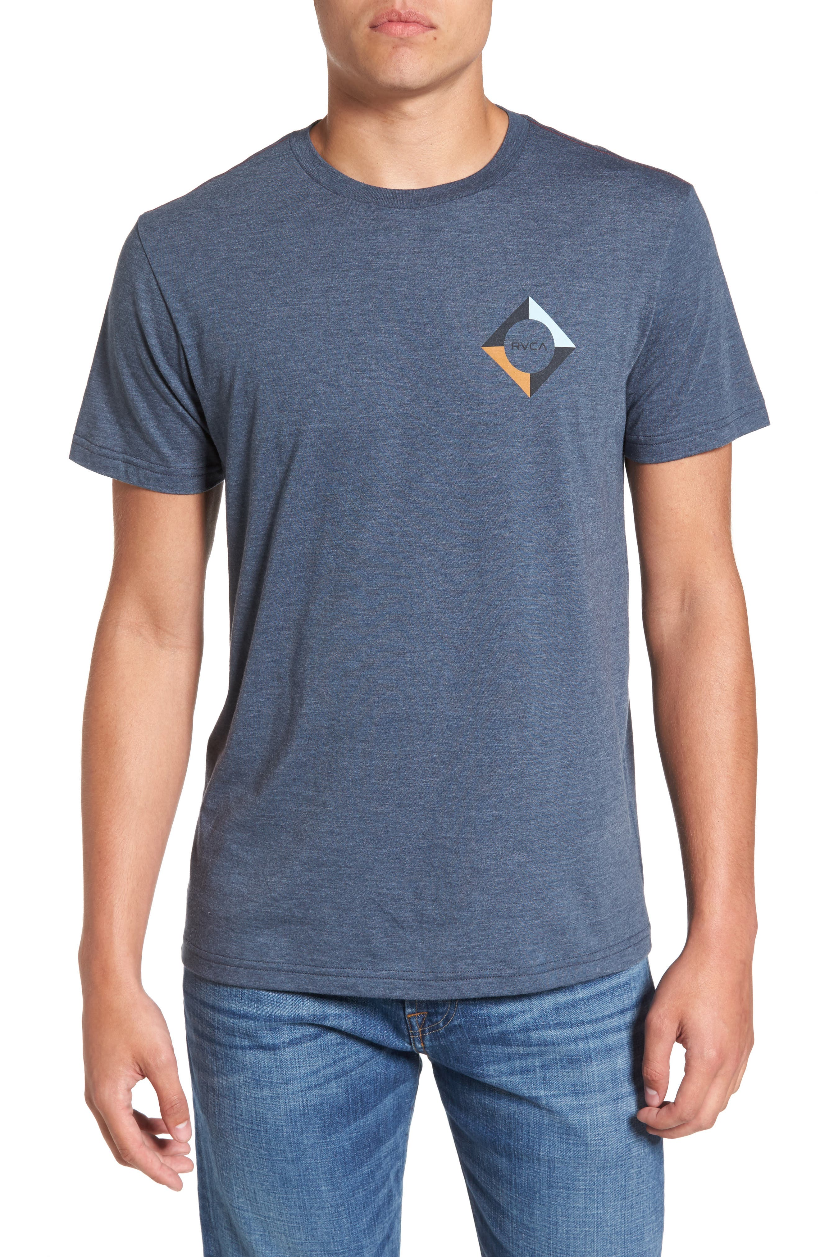 RVCA Basic Box 90 Graphic T-Shirt