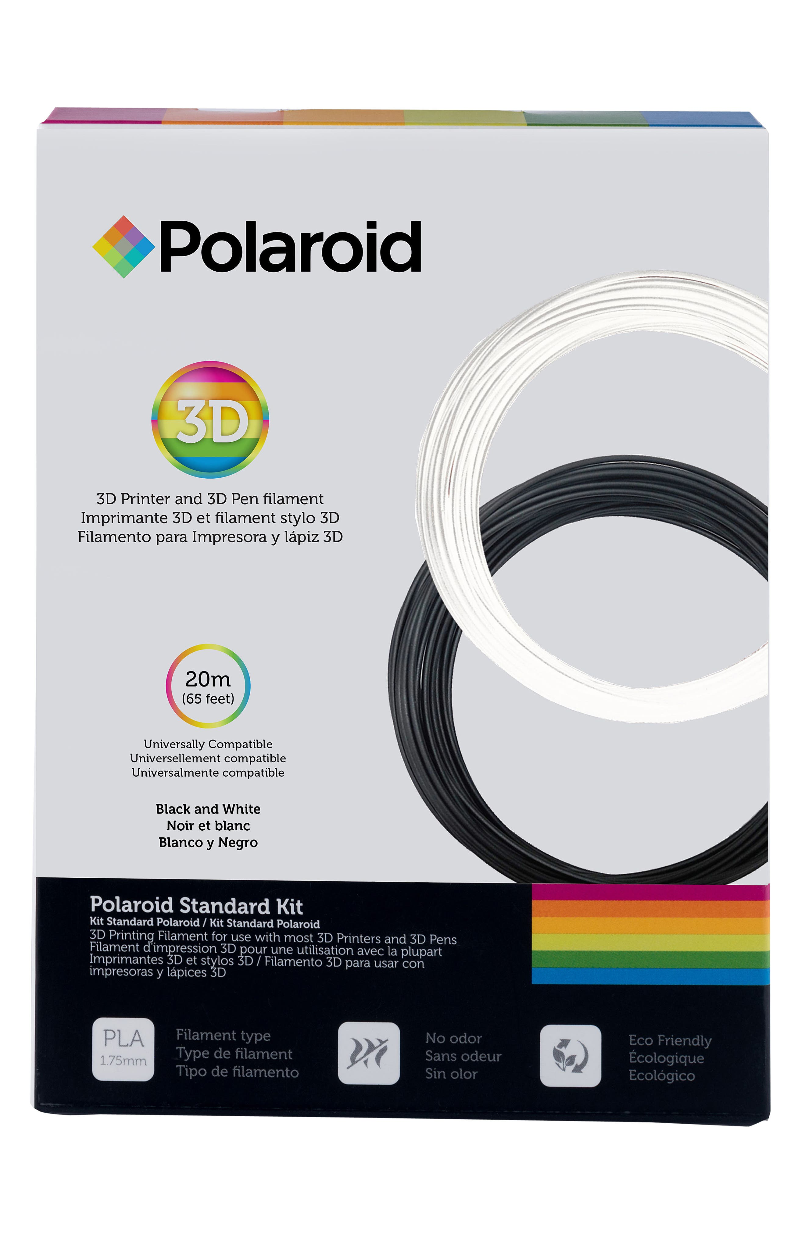 Polaroid 3D Standard Filament Kit