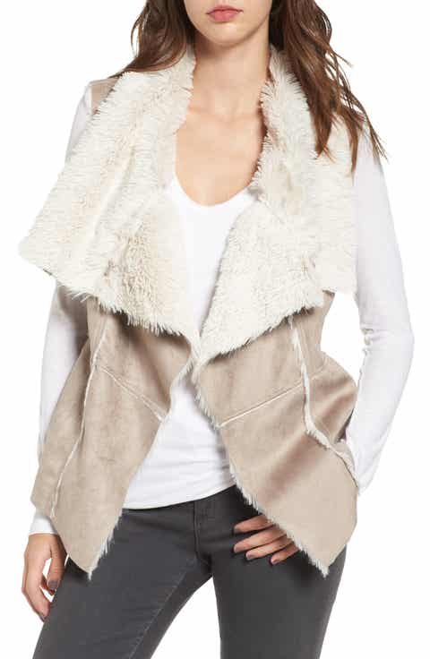 Faux Shearling Coats & Jackets for Women | Nordstrom