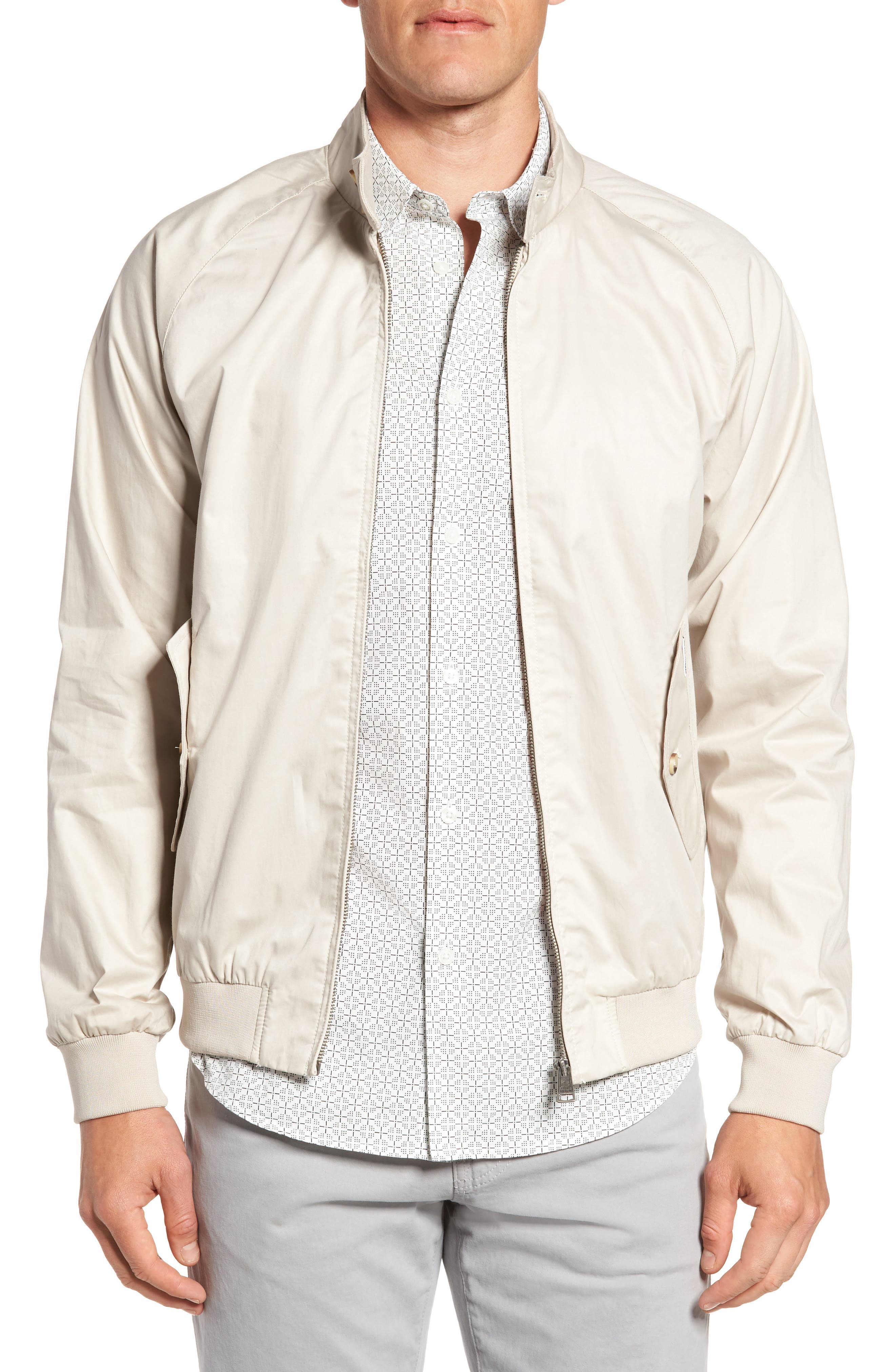 Ben Sherman Core Harrington Jacket
