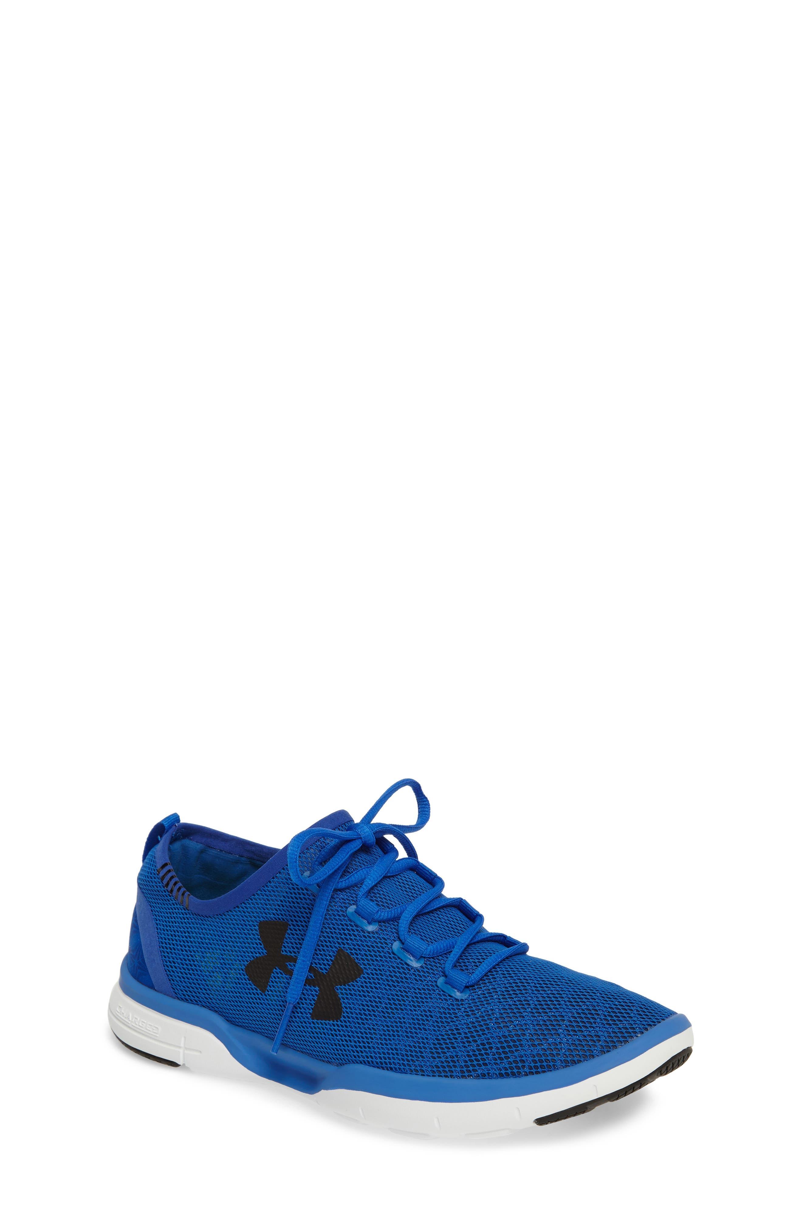 Under Armour Primed Sneaker (Big Kid)
