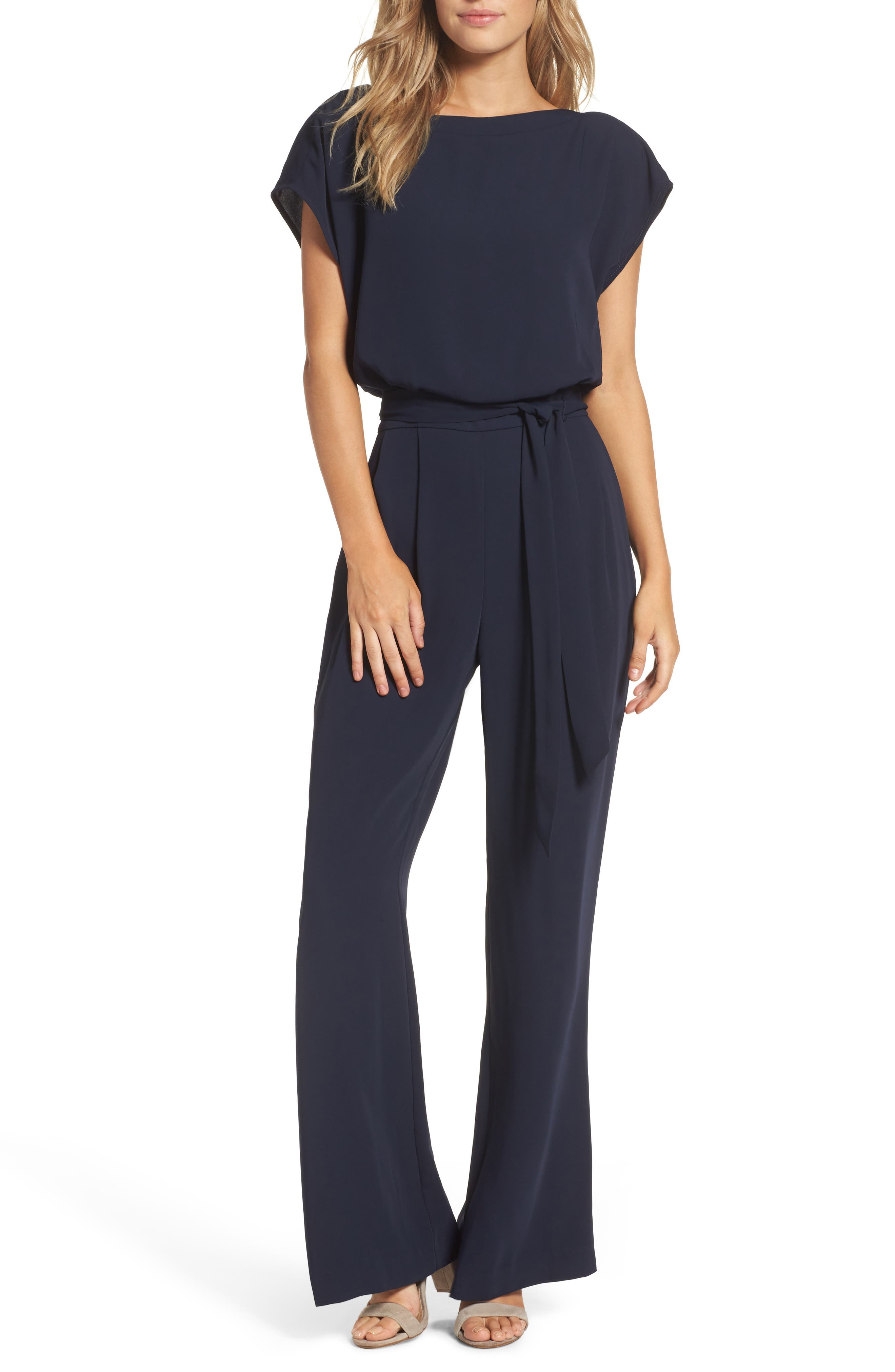 Blue Jumpsuits & Rompers for Women | Nordstrom