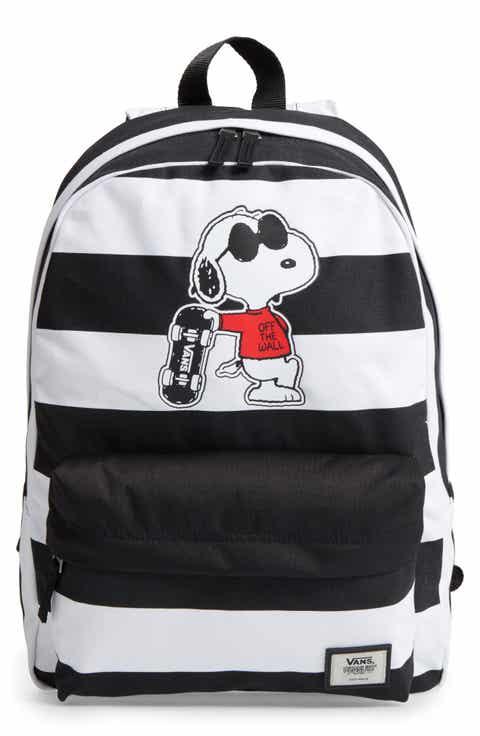 Vans x Peanuts® Realm - Joe Cool Snoopy Backpack (Kids)