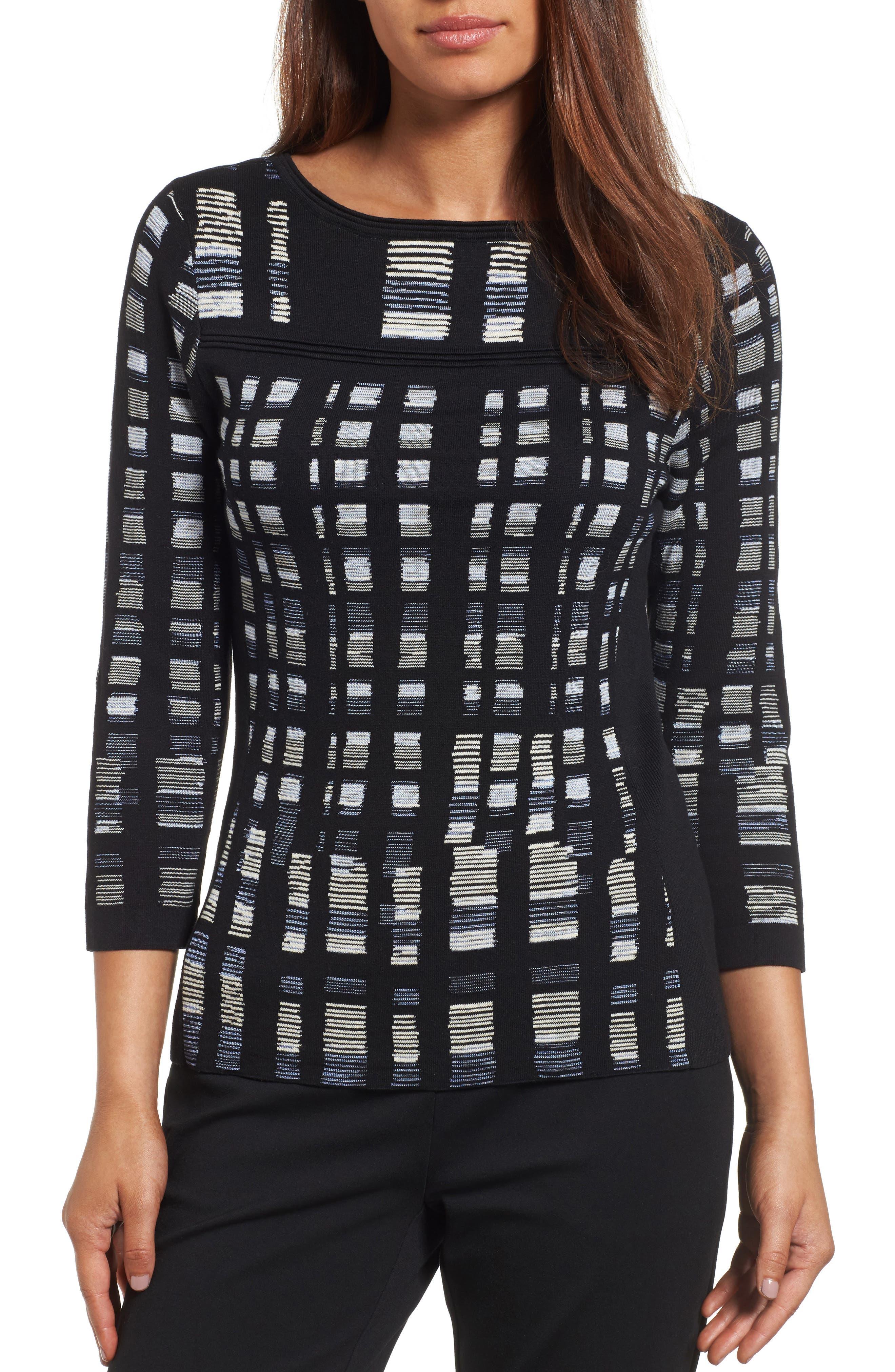 NIC+ZOE Crystal Cove Sweater (Regular & Petite)