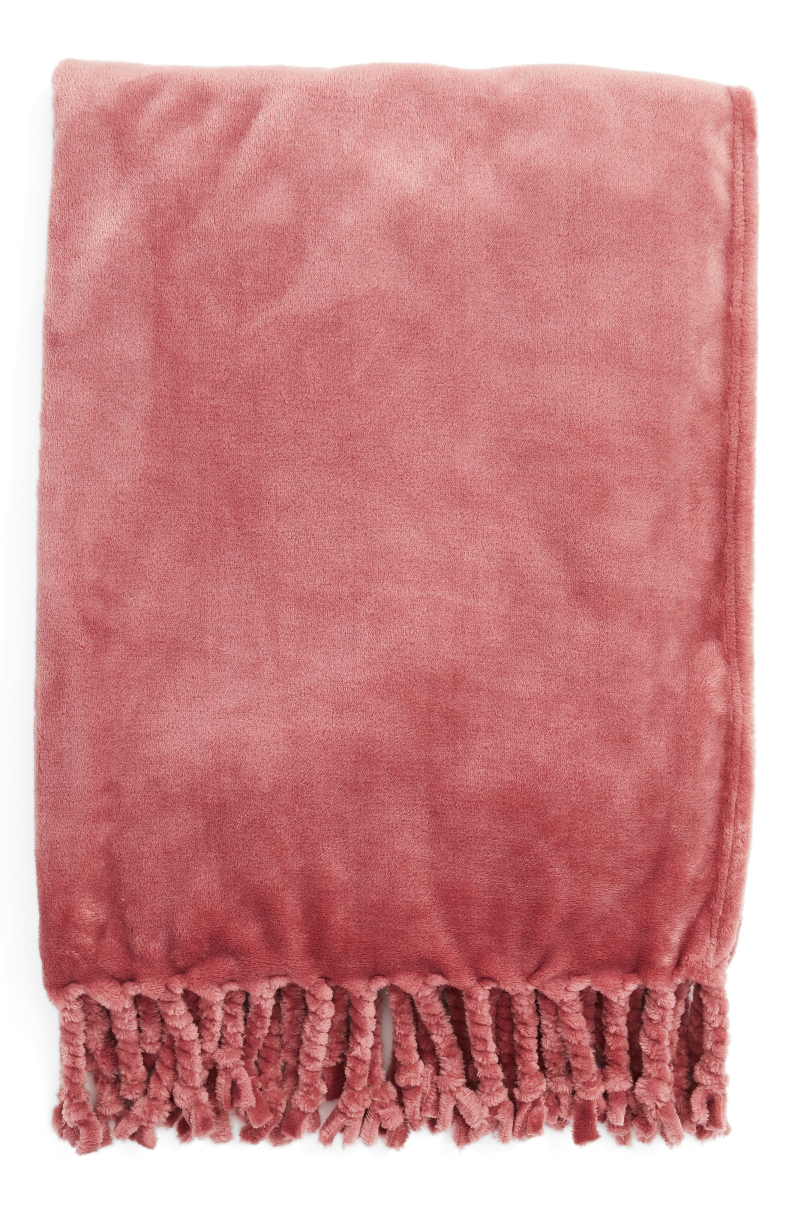 Alternate Image 1 Selected - Kennebunk Home 'Bliss' Plush Throw