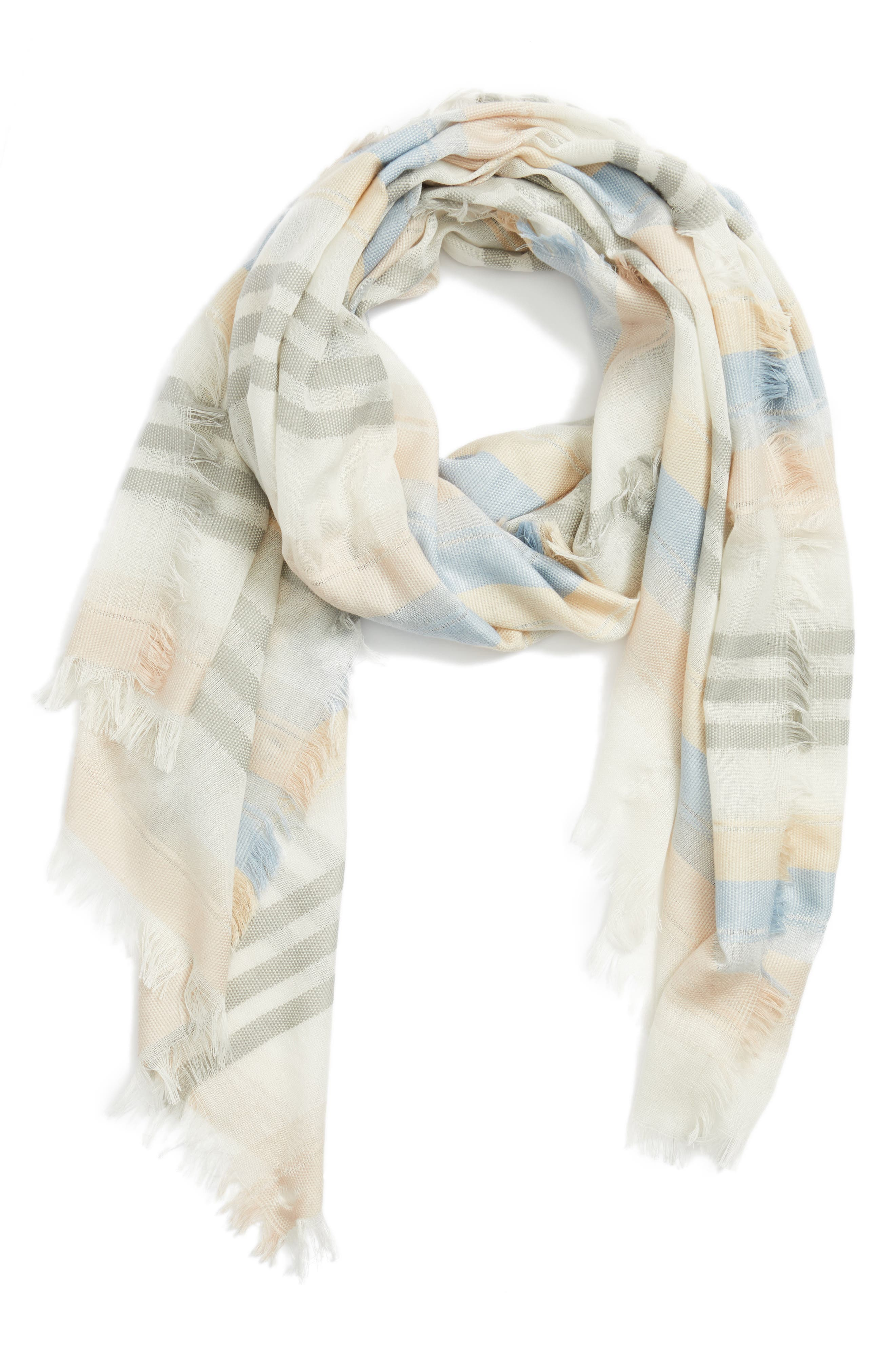 BP. Multi Stripe Scarf