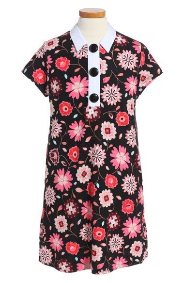 kate spade new york collared shift dress (Toddler Girls & Little Girls)
