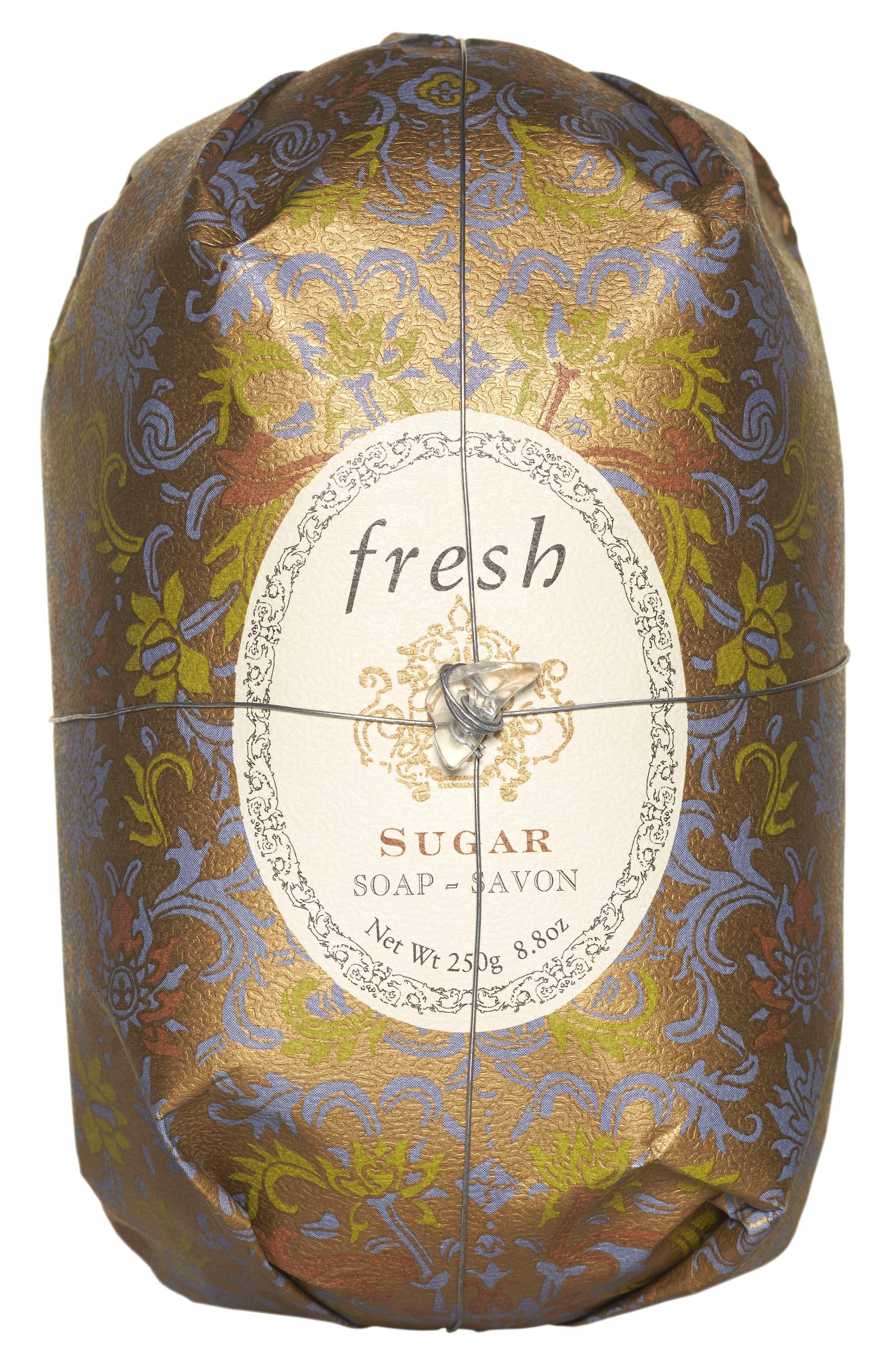 Alternate Image 1 Selected - Fresh® 'Sugar' Oval Soap