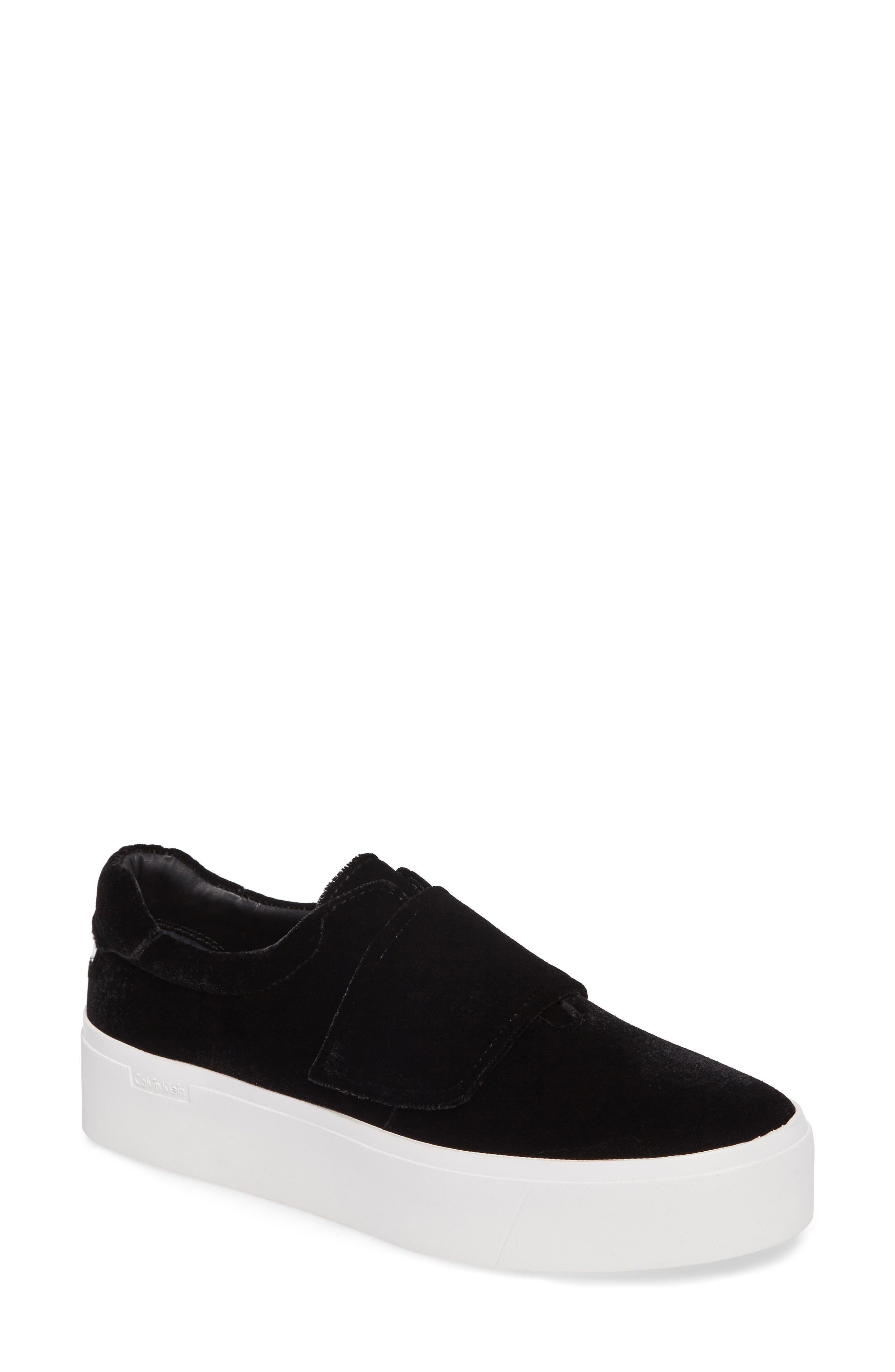 Calvin Klein 'Jaiden' Platform Sneaker (Women)
