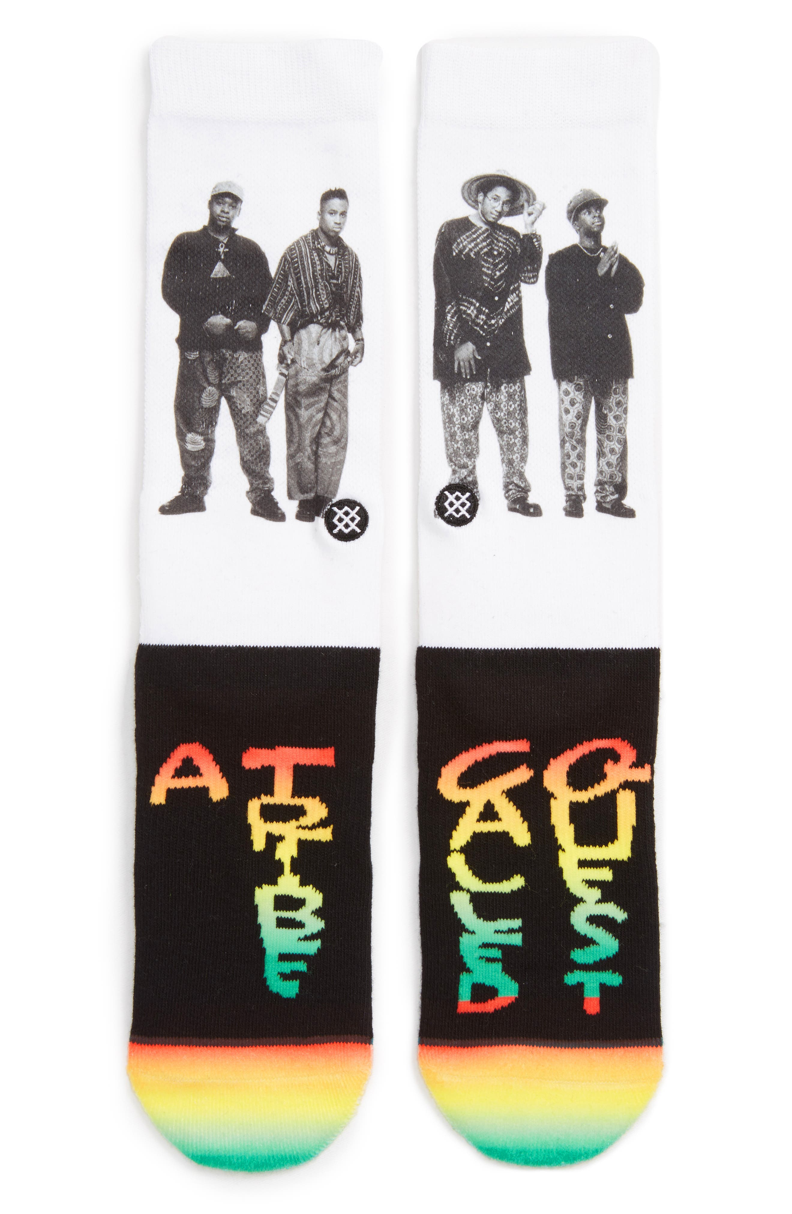 Stance A Tribe Called Quest V2 Crew Socks