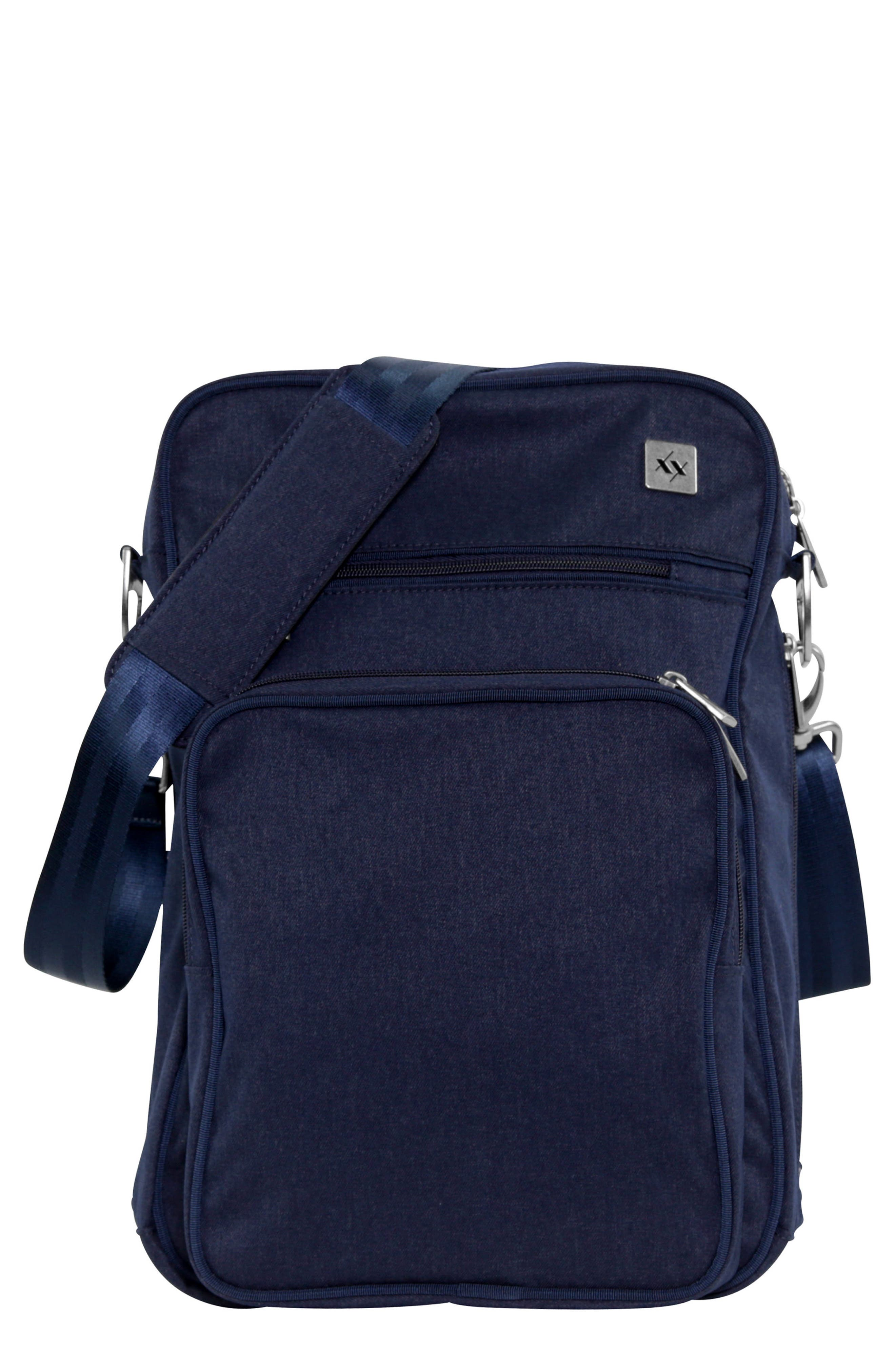 Ju-Ju-Be Helix Onyx Collection Messenger Diaper Bag