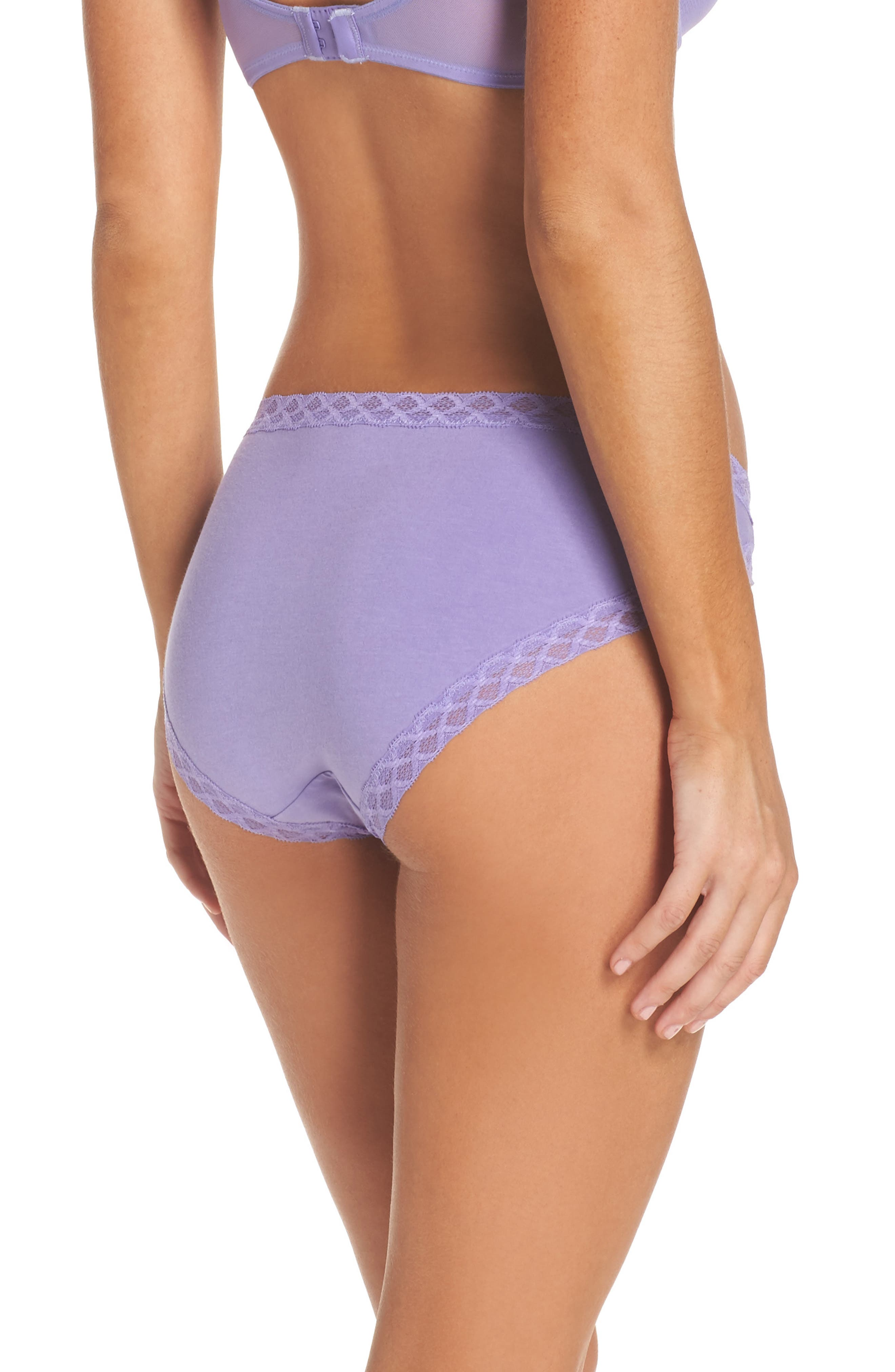 Alternate Image 2  - Natori Bliss French Cut Briefs (3 for $45)