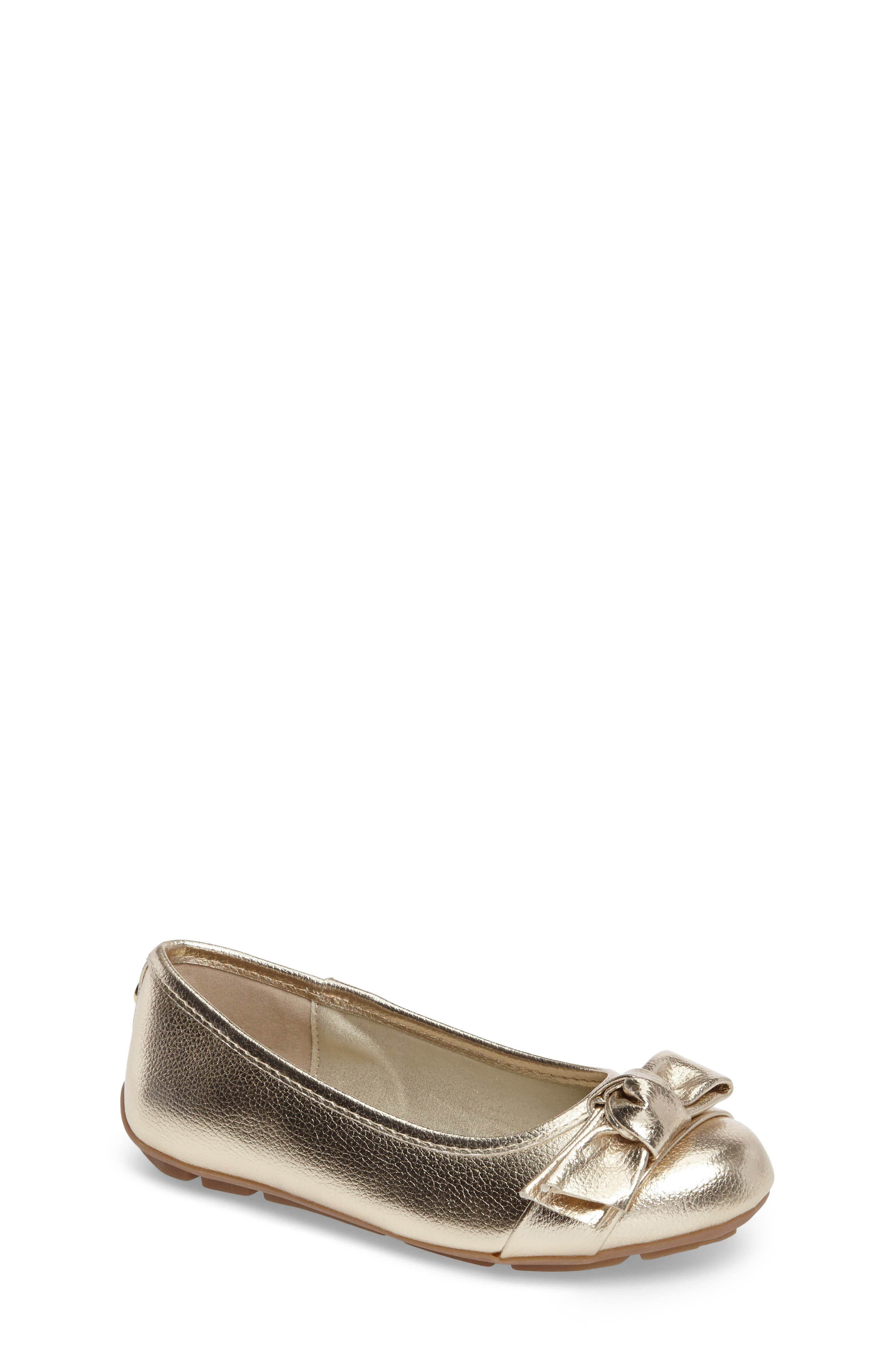 MICHAEL Michael Kors Rover Cora Ballet Flat (Toddler, Little Kid & Big Kid)