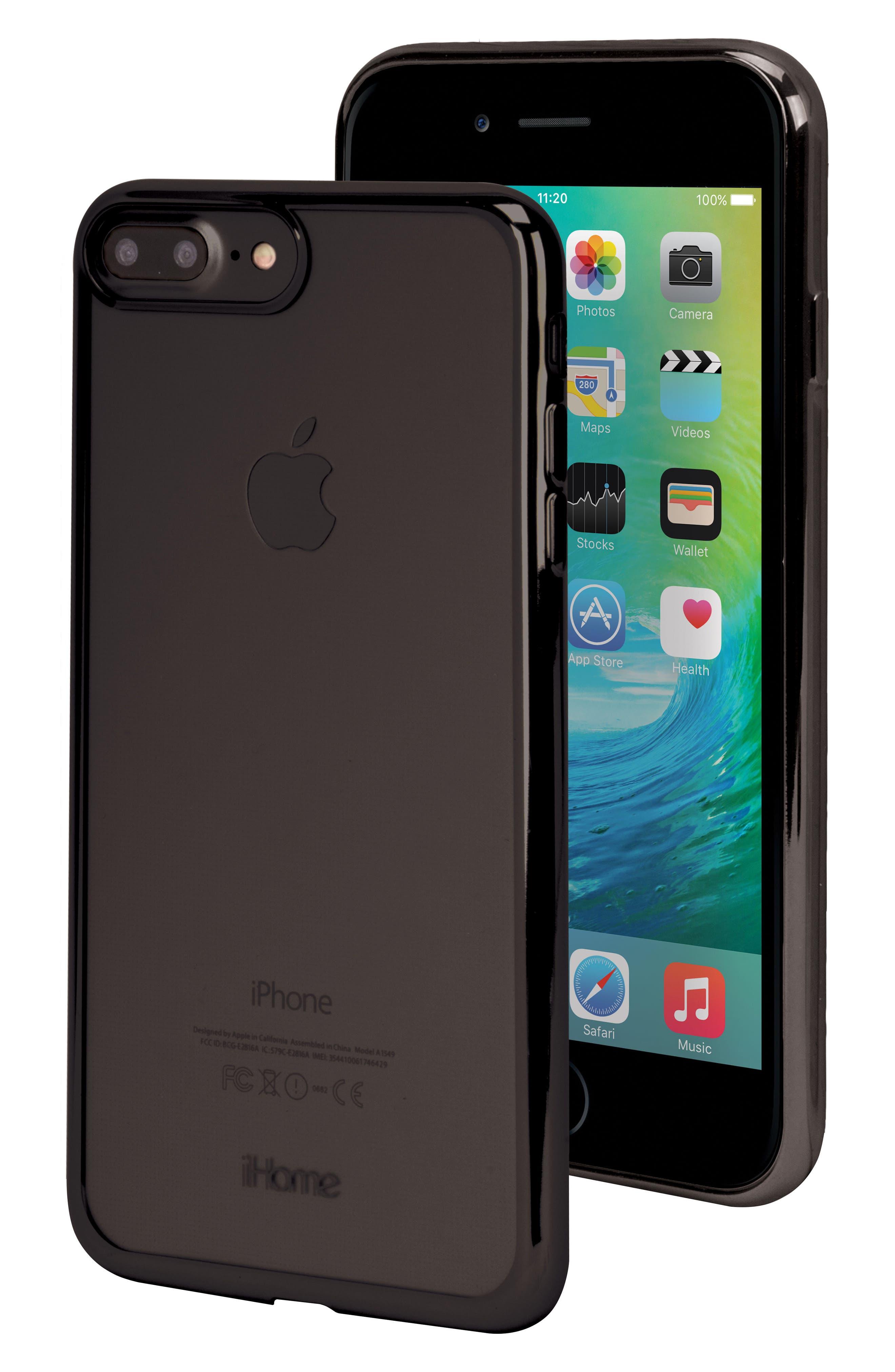 iHome Lux iPhone 6/7 Plus Case