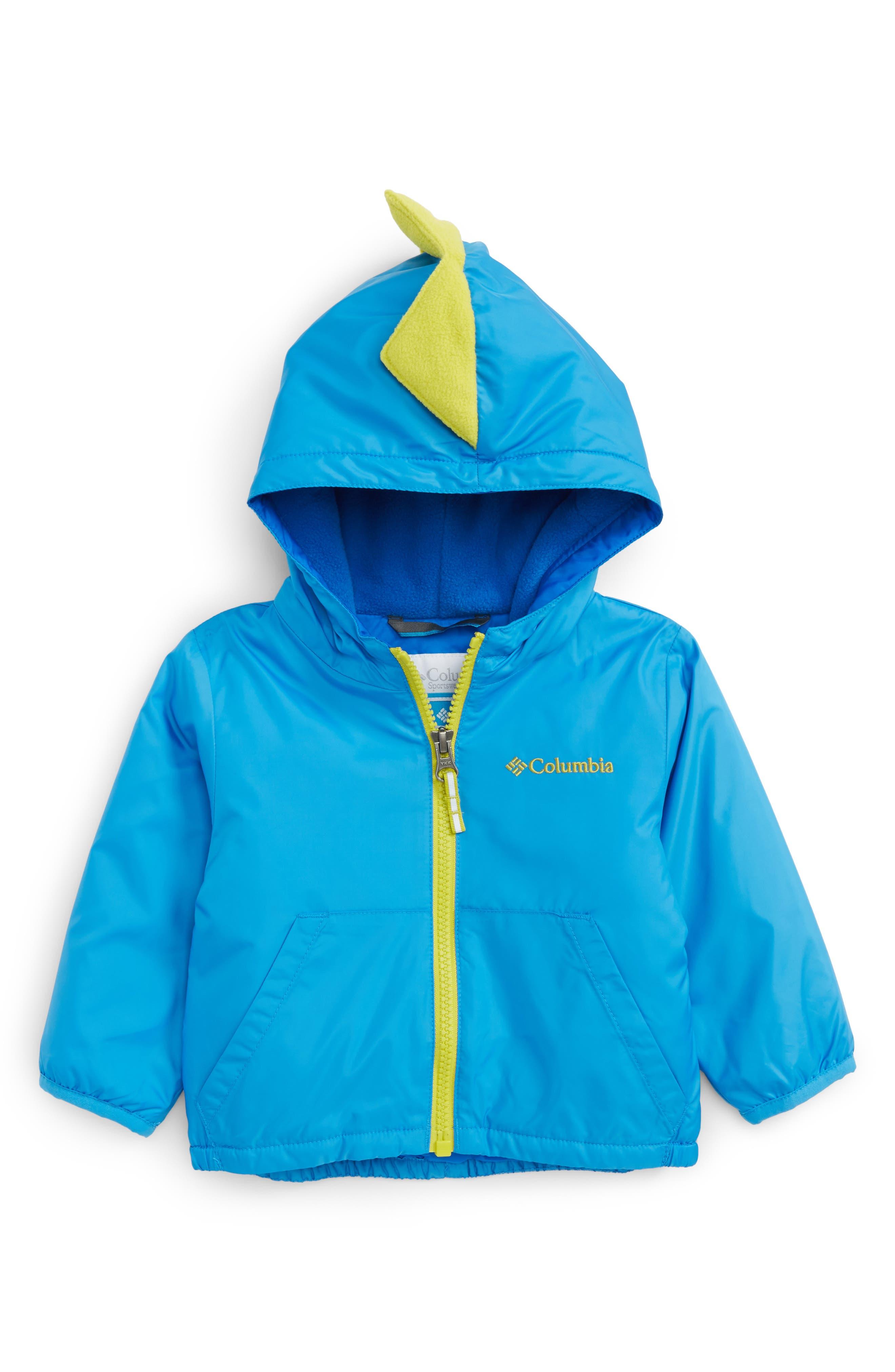 Columbia Kitterwibbit™ Hooded Jacket (Baby Boys)