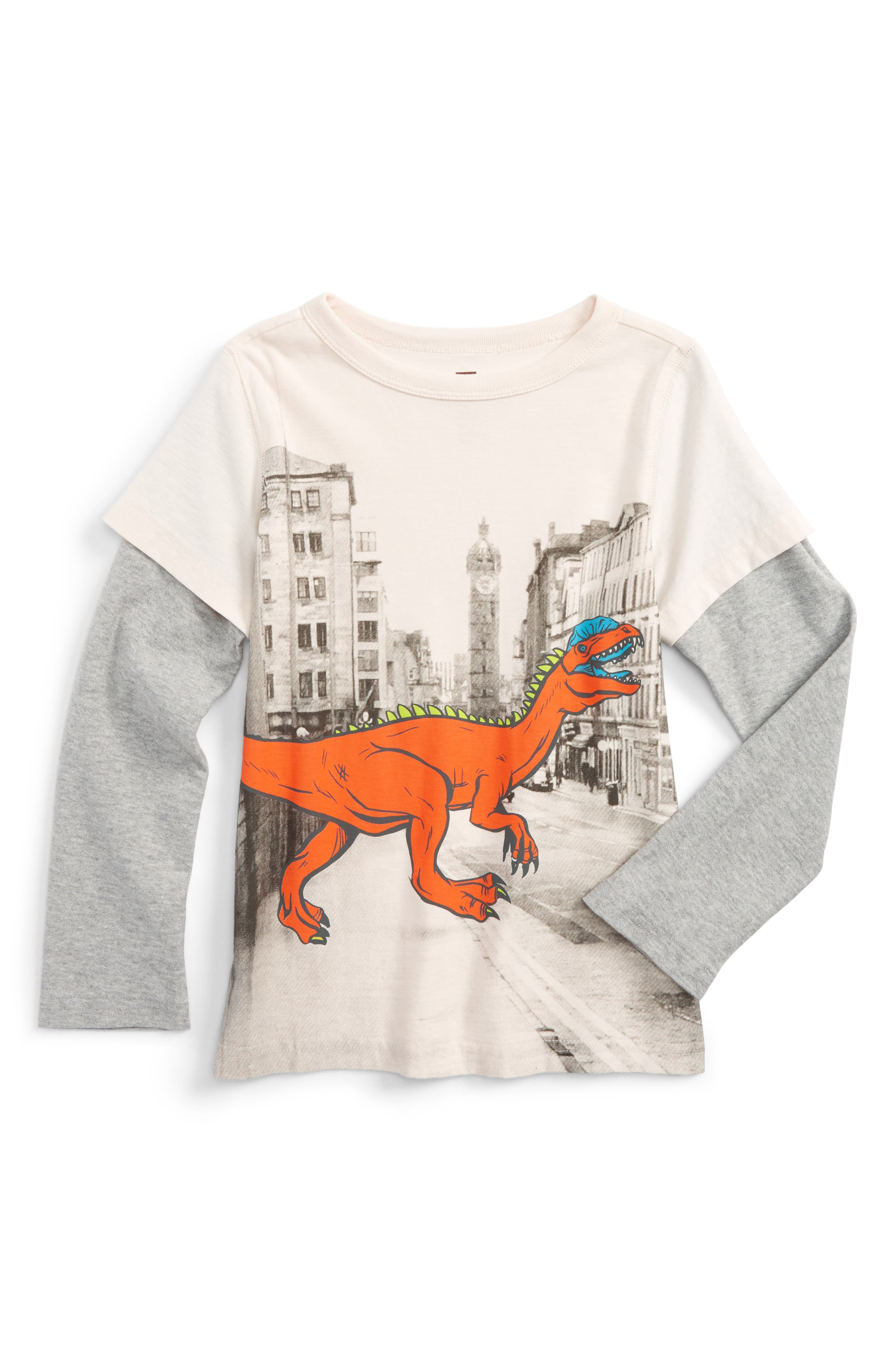 Tea Collection Saltmarket Graphic T-Shirt (Toddler Boys & Little Boys)