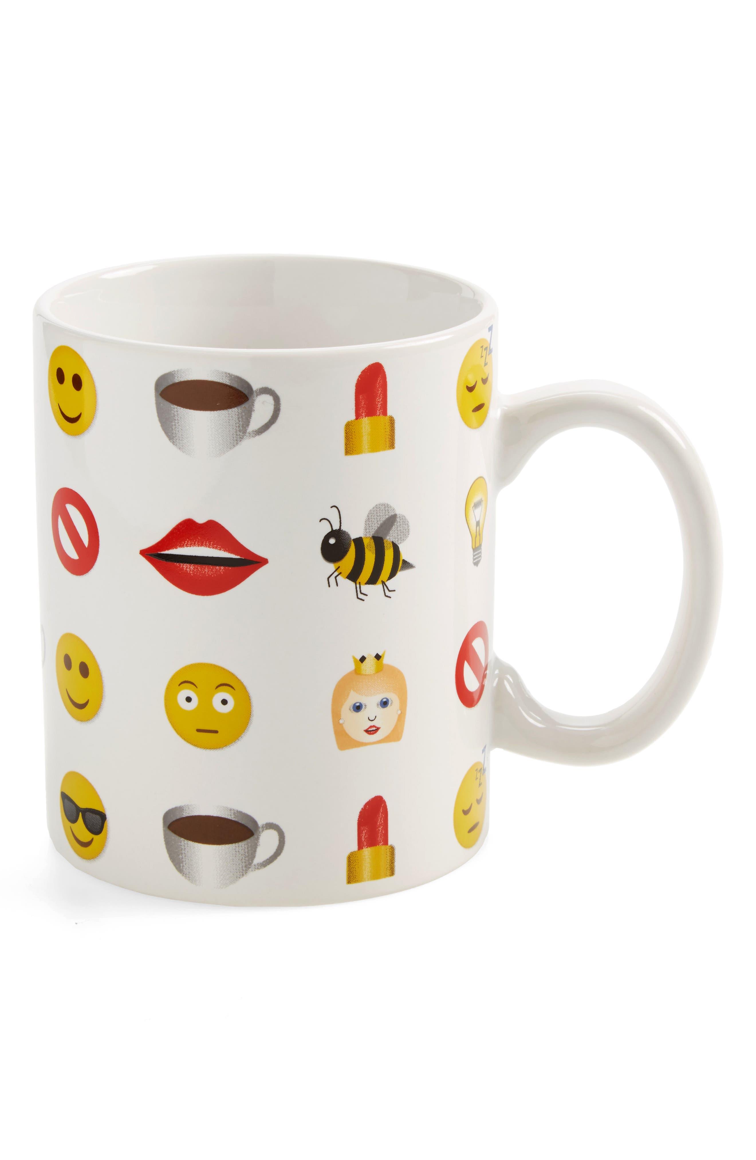 American Atelier Emoji Mug
