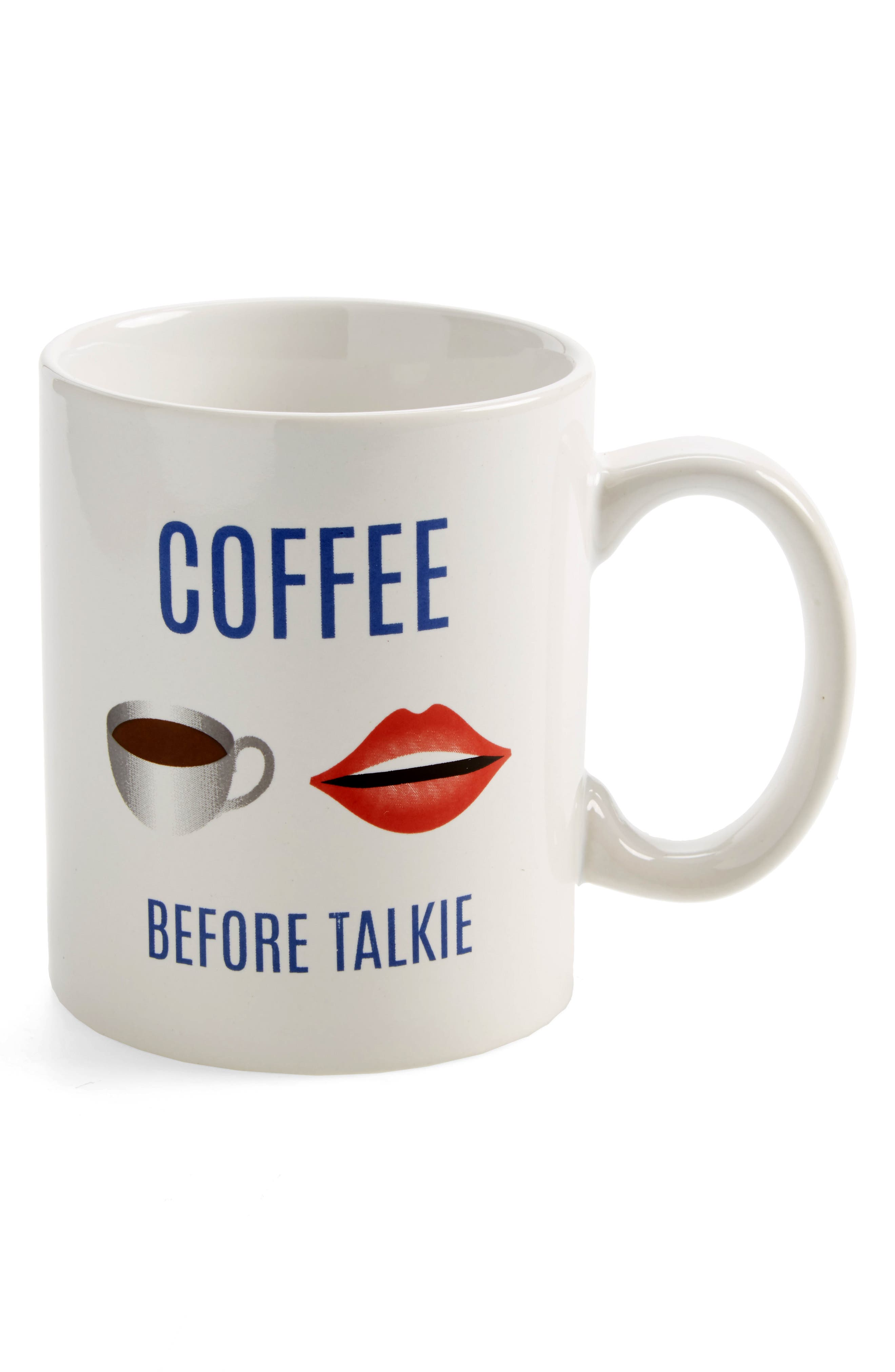American Atelier Coffee Before Talkie Mug