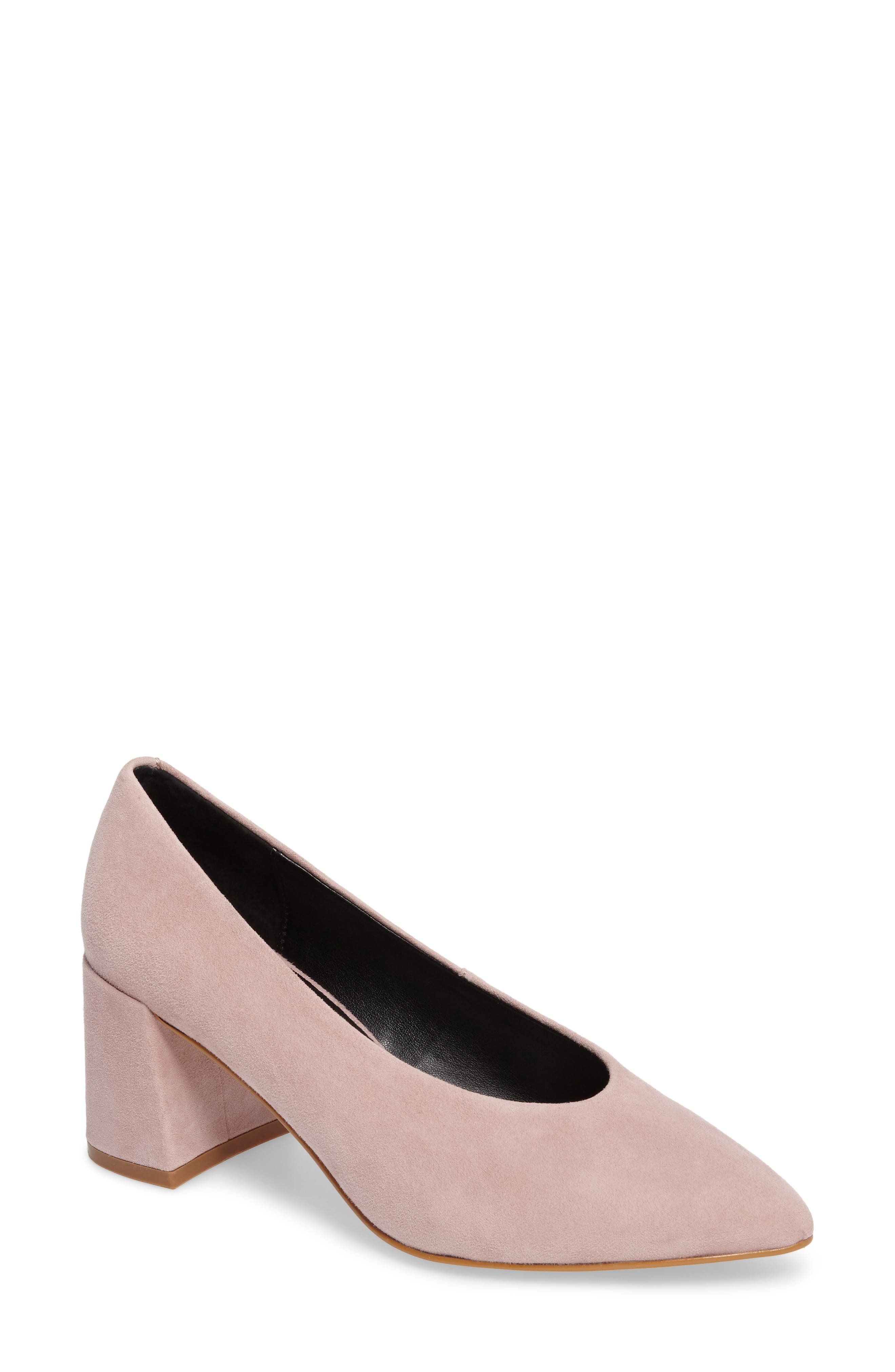M4D3 Helen Statement Heel Pump (Women)