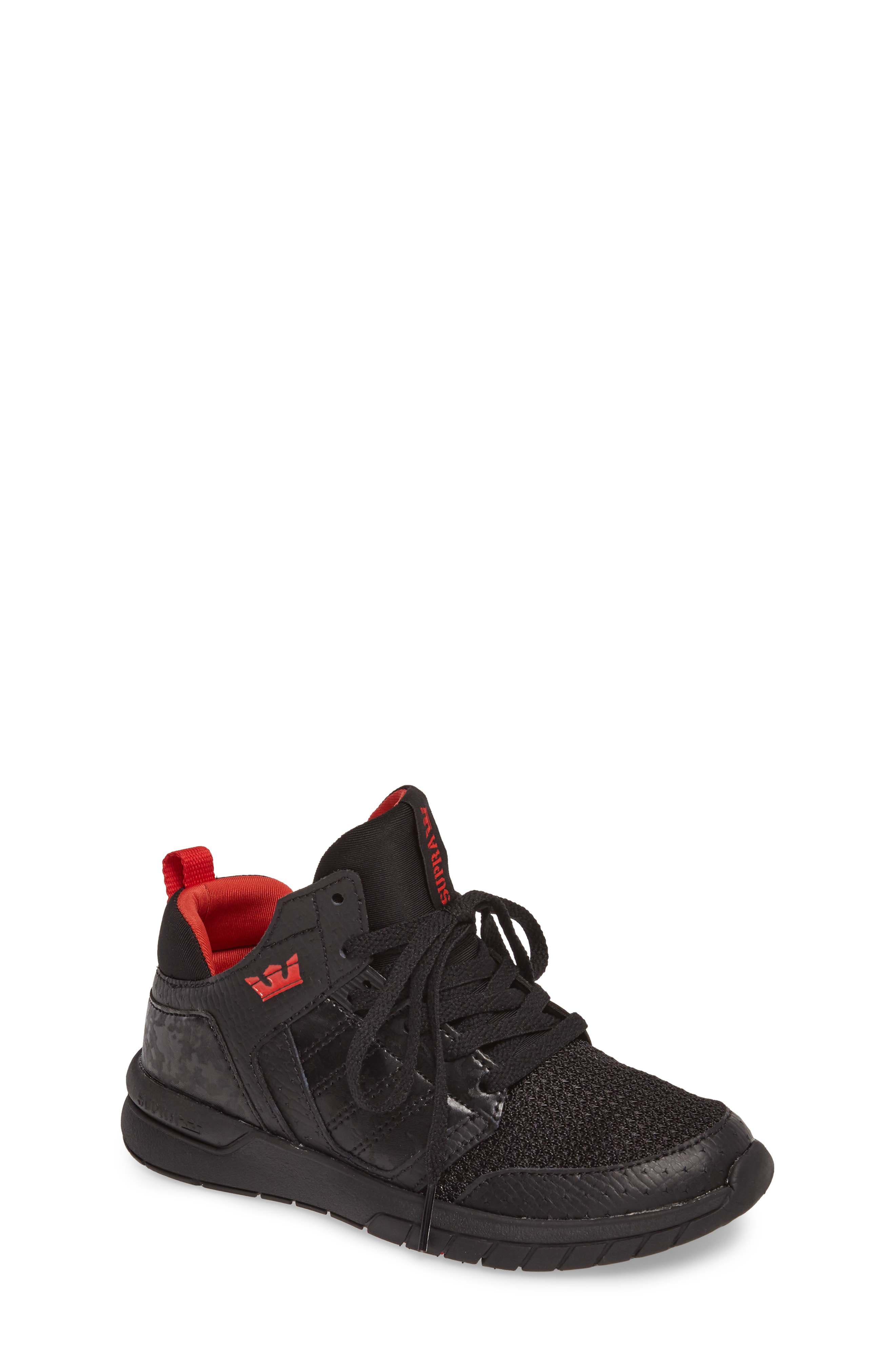 Supra Method Sneaker (Toddler & Little Kid)
