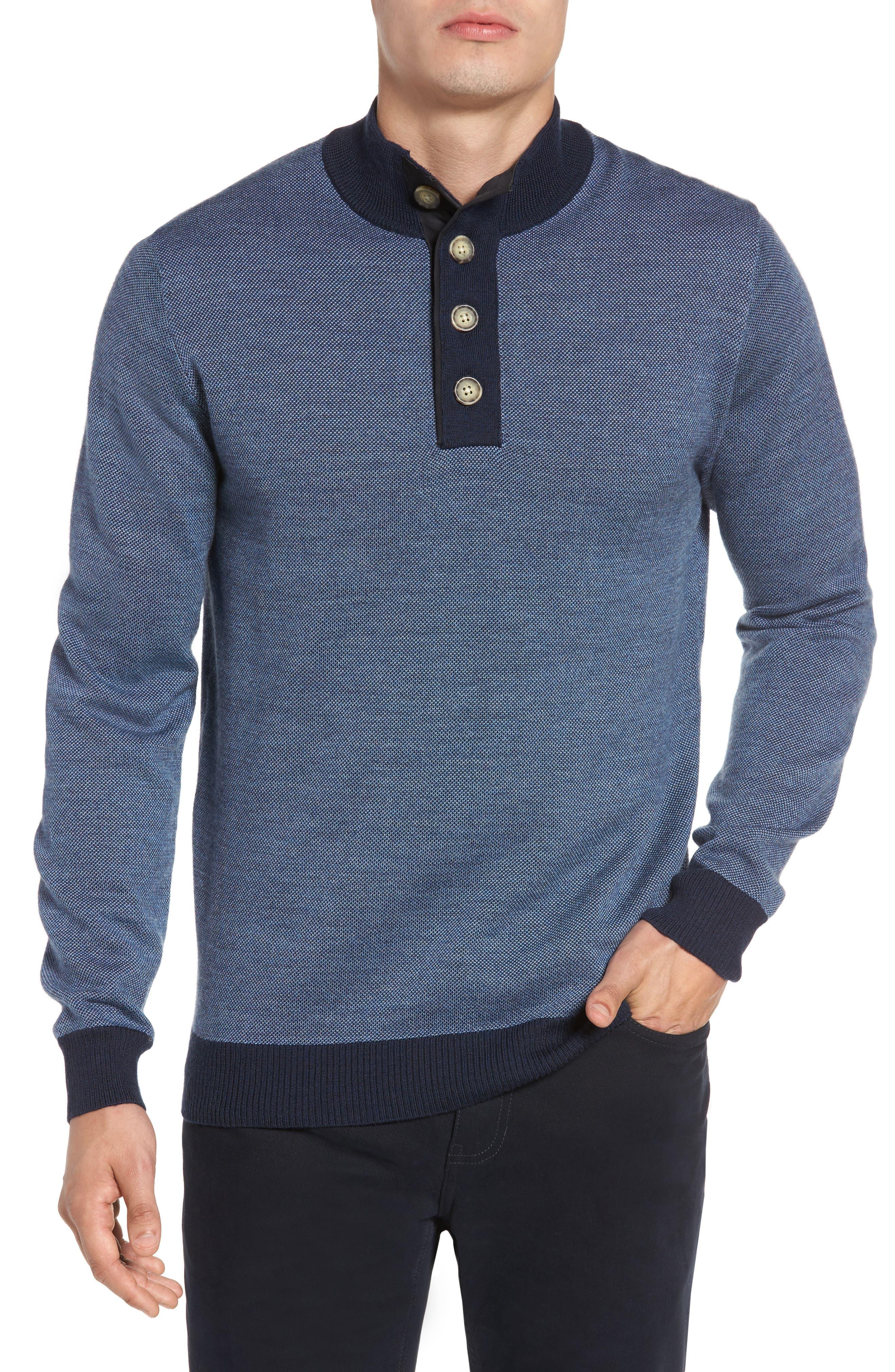 Rodd & Gunn Constellation Drive Wool Sweater