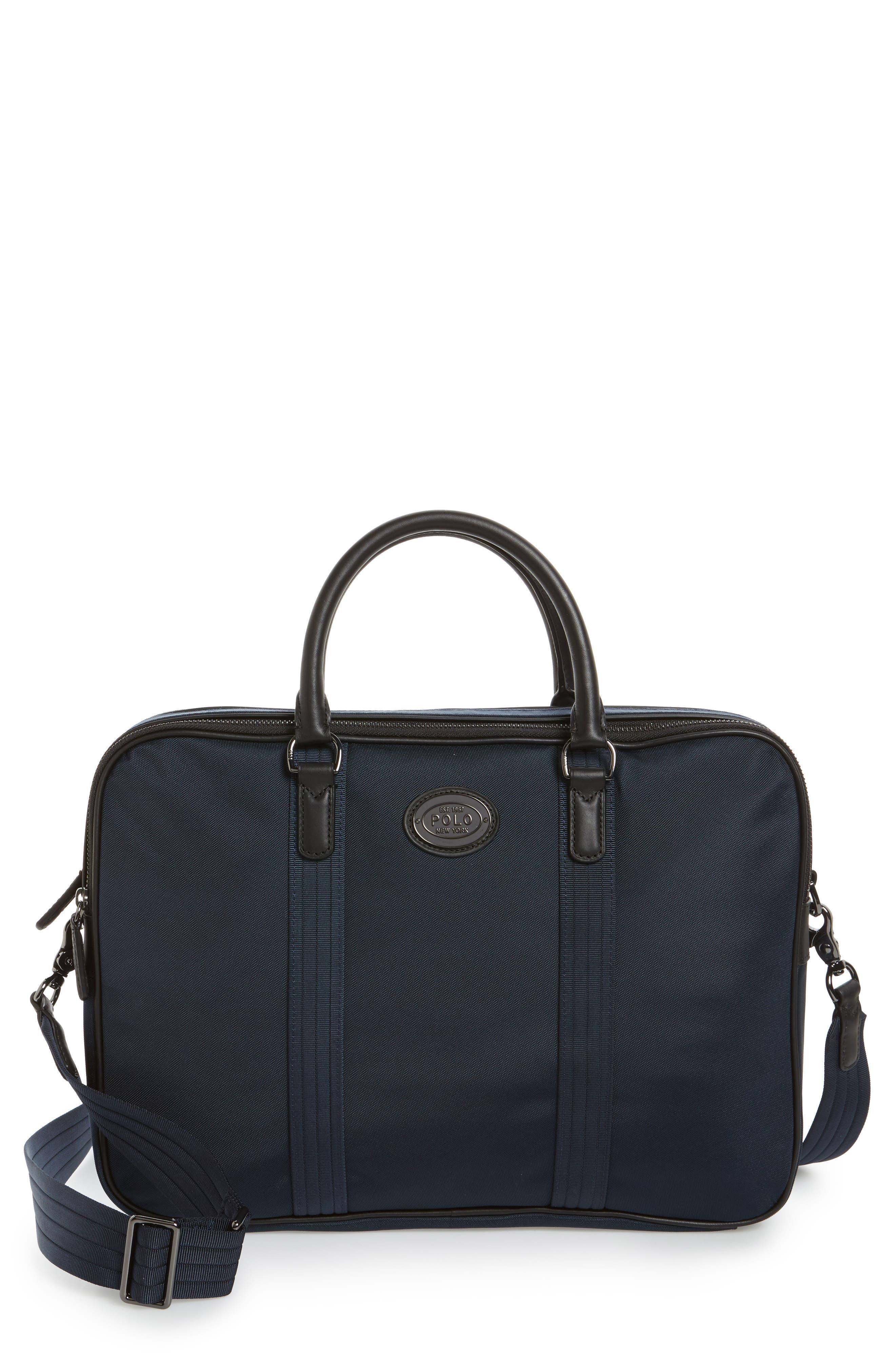 Polo Ralph Lauren Commuter Briefcase