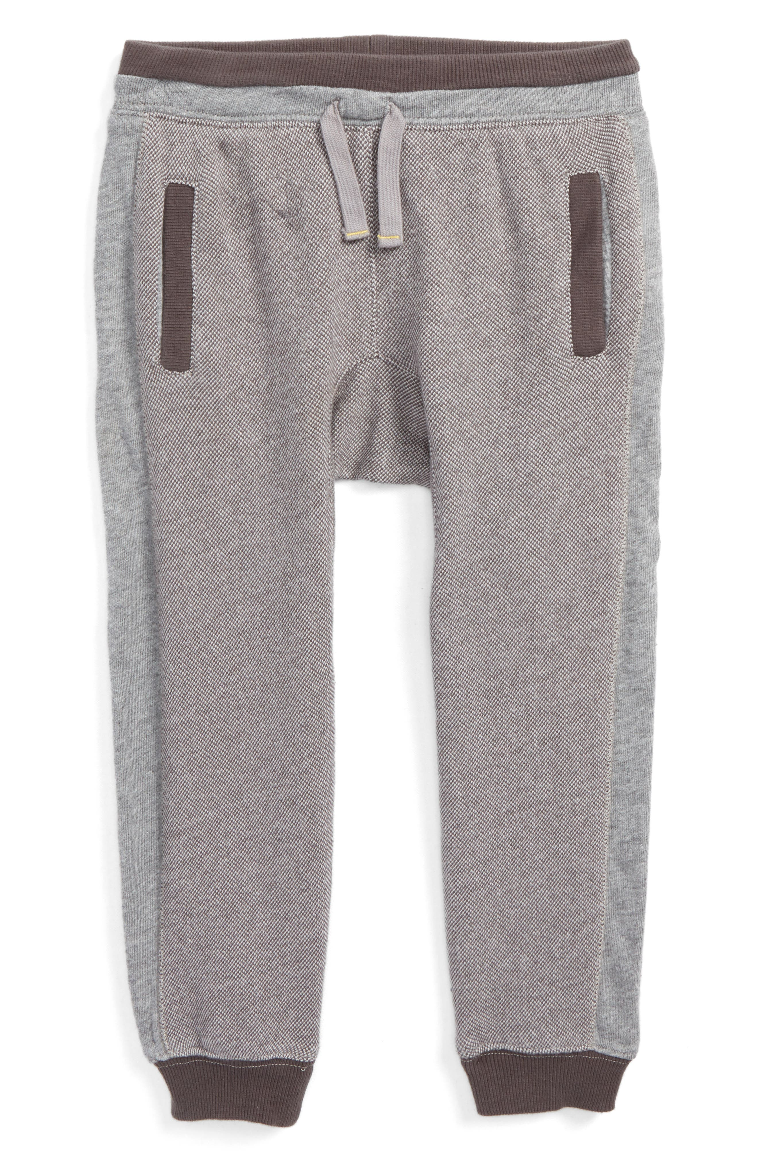 Splendid Birdseye Knit Jogger Pants (Toddler Boys & Little Boys)