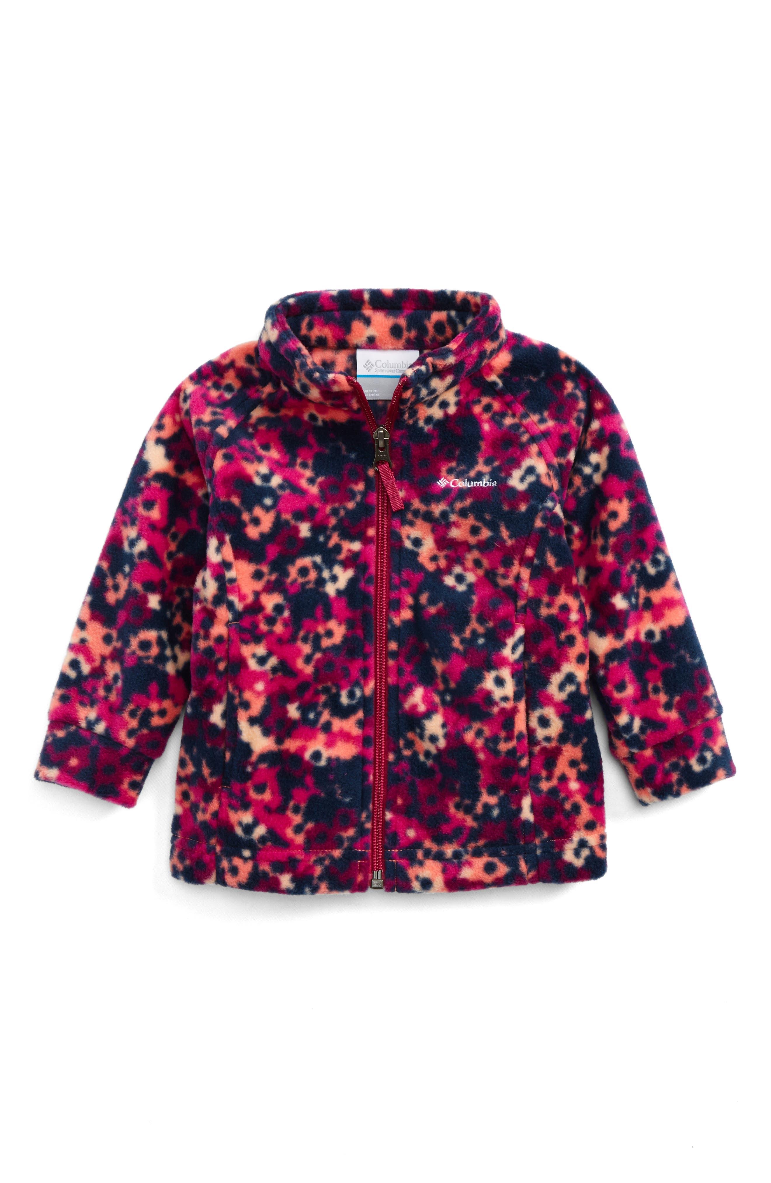 Columbia Benton Springs II Fleece Jacket (Baby Girls)