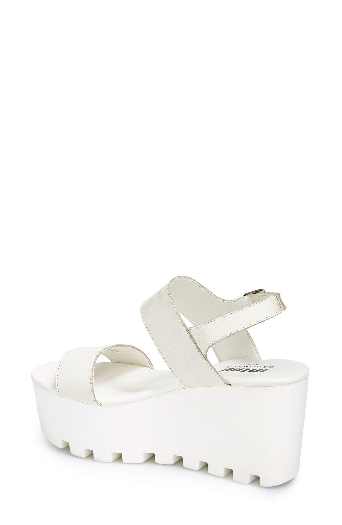 Alternate Image 2  - MTNG Originals 'Amber' Platform Sandal (Women)