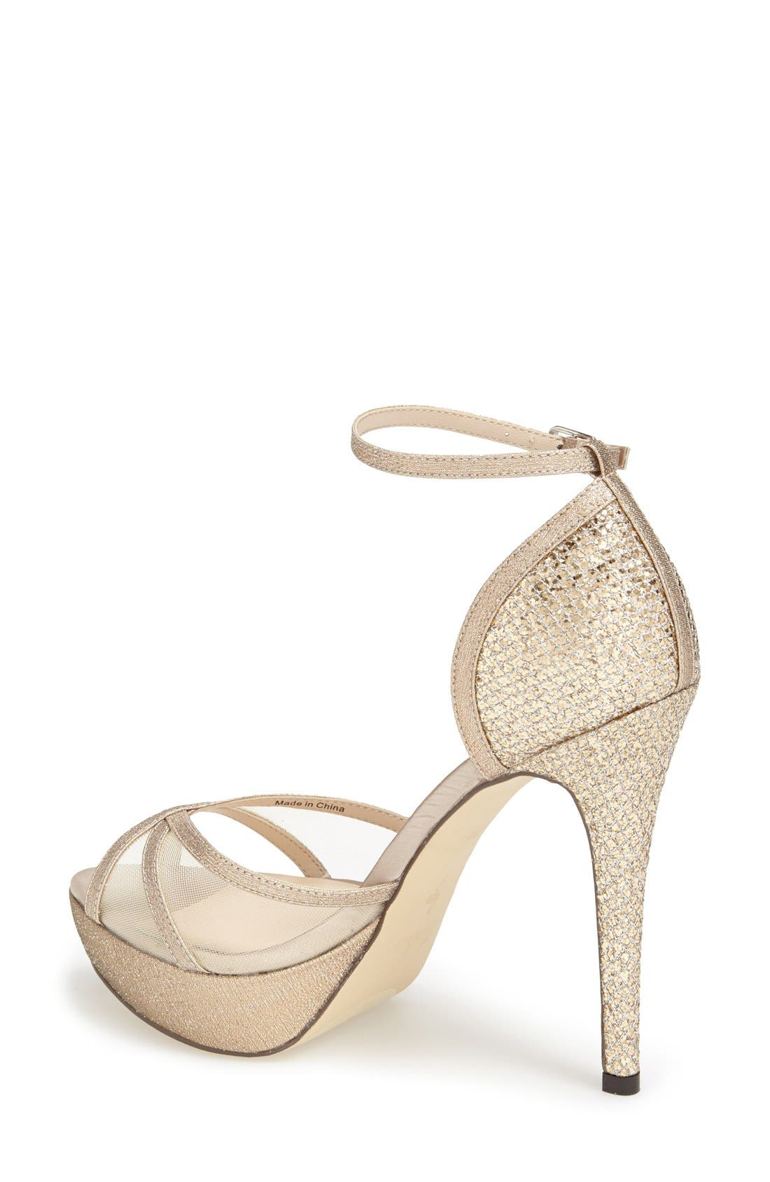 Alternate Image 2  - Menbur 'Anora' Ankle Strap Platform Sandal (Women)