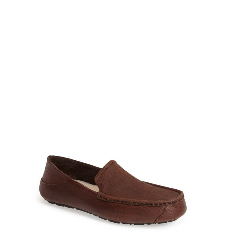 146488b602f Leather Ugg Loafers - cheap watches mgc-gas.com