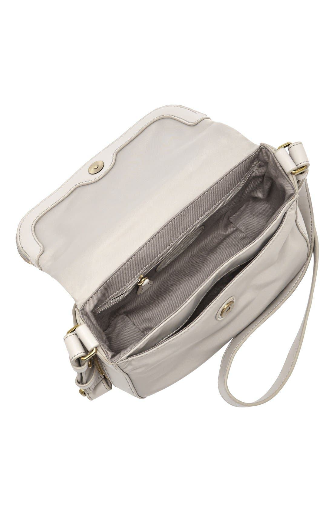 Alternate Image 4  - Fossil 'Small Preston' Nylon Crossbody Bag