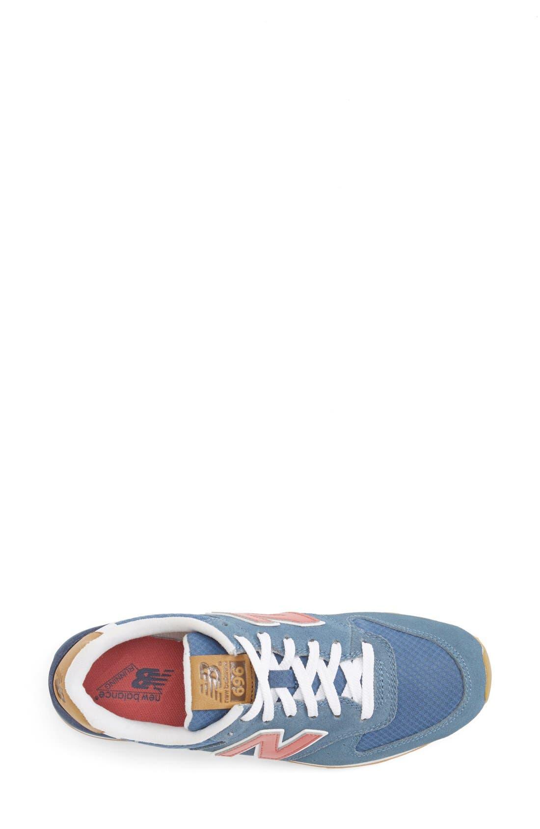 Alternate Image 3  - New Balance '696' Sneaker (Women)