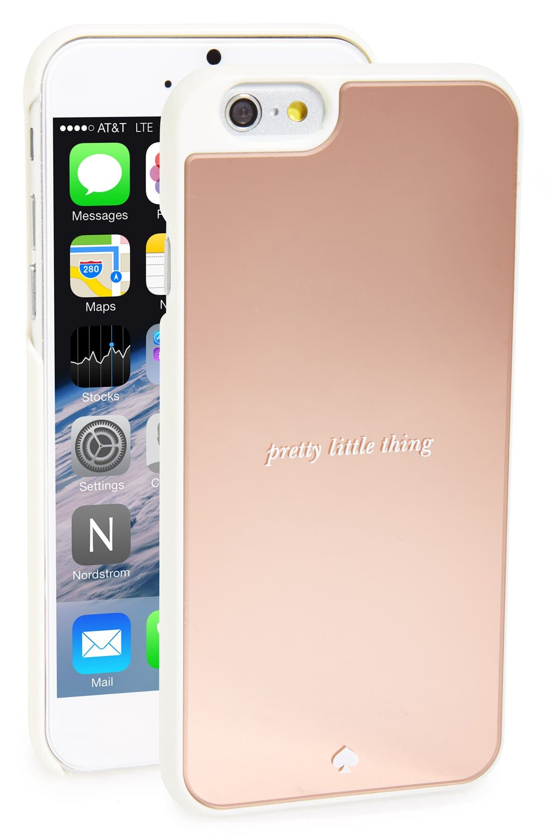 Alternate Image 1 Selected - kate spade new york 'pretty little thing' iPhone 6 & 6s case