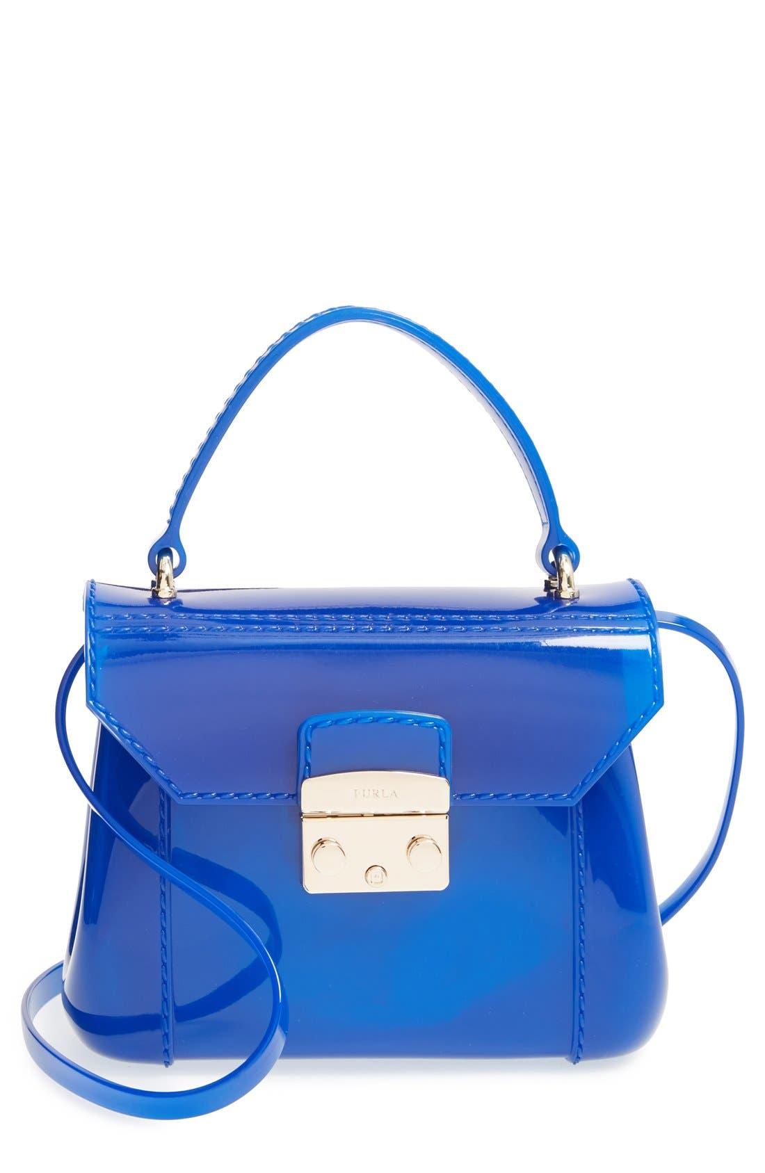 Alternate Image 1 Selected - Furla 'Candy - Mini Bon Bon' Crossbody Bag