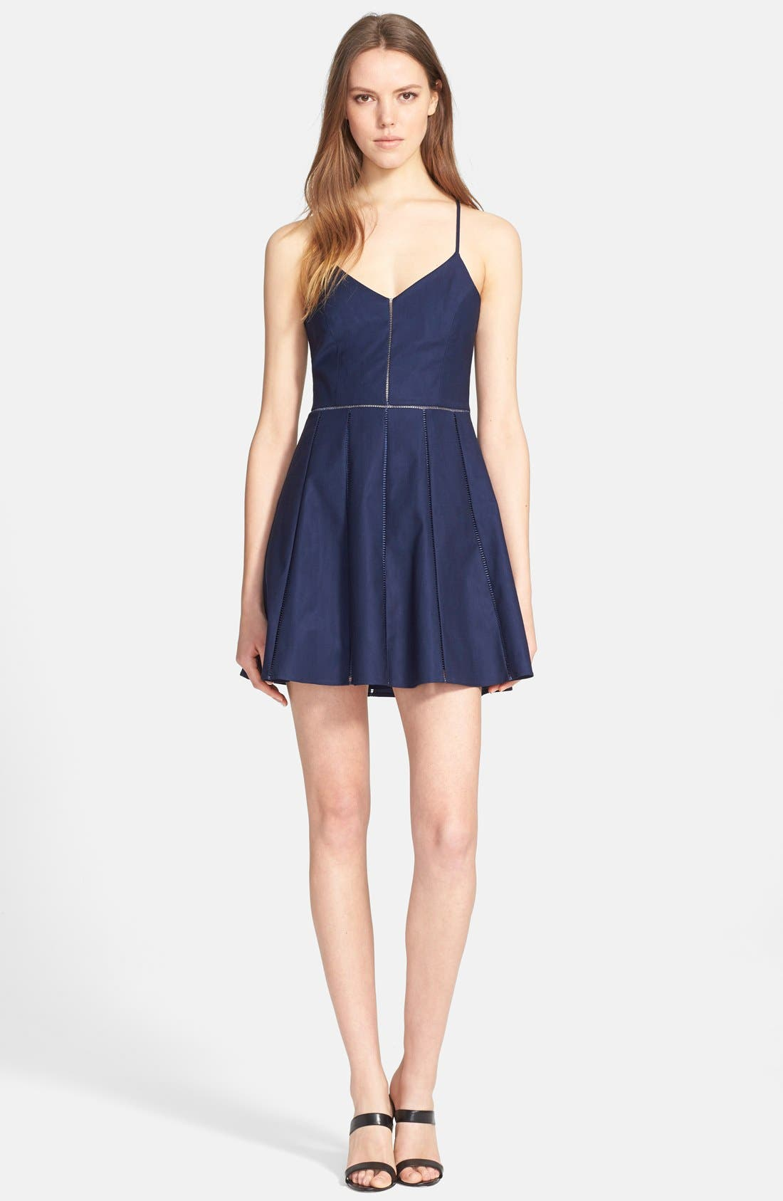 Alternate Image 1 Selected - Parker 'Juliet' Fit & Flare Dress