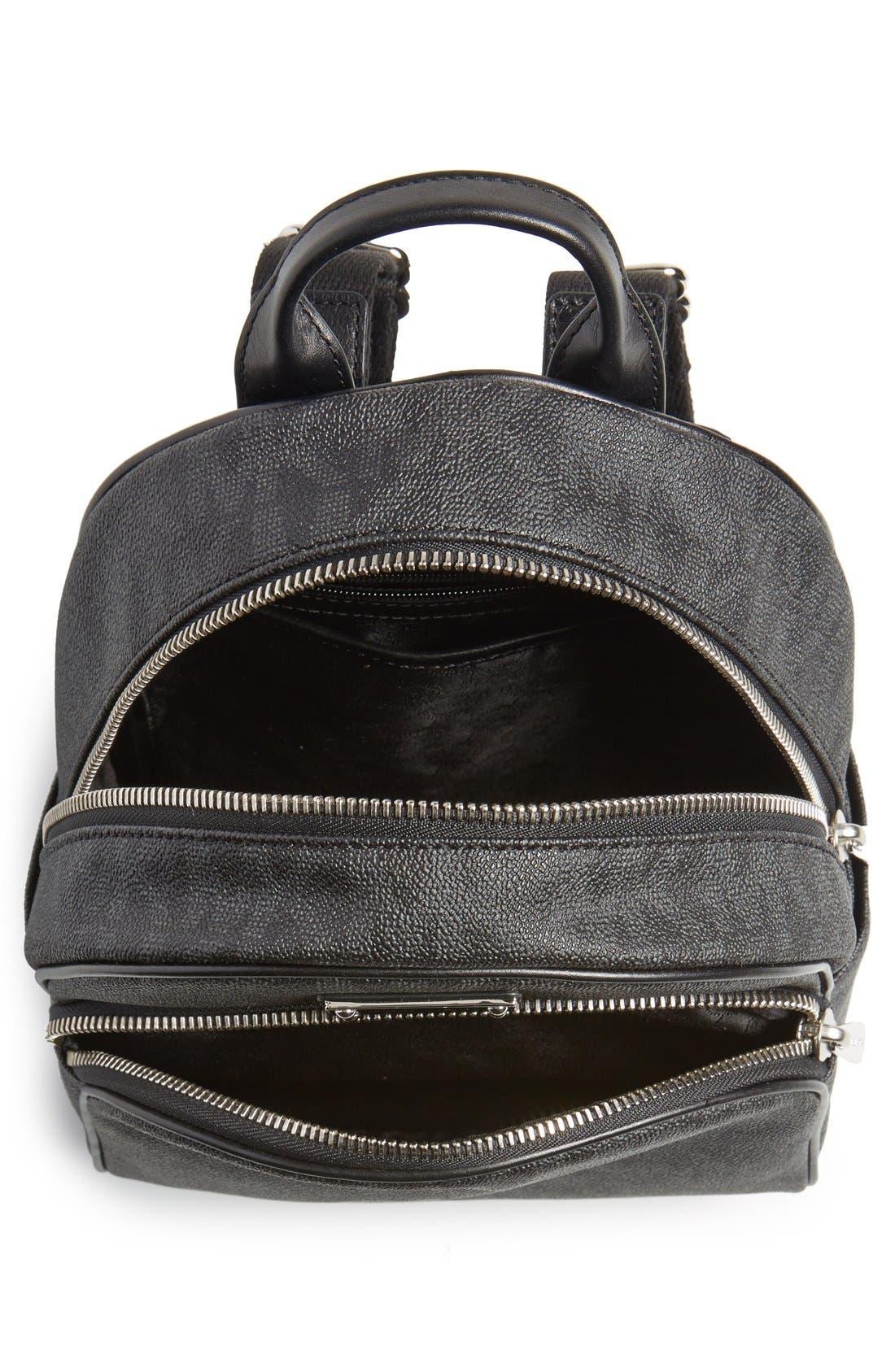 Alternate Image 4  - MICHAEL Michael Kors 'Small Jet Set' Backpack