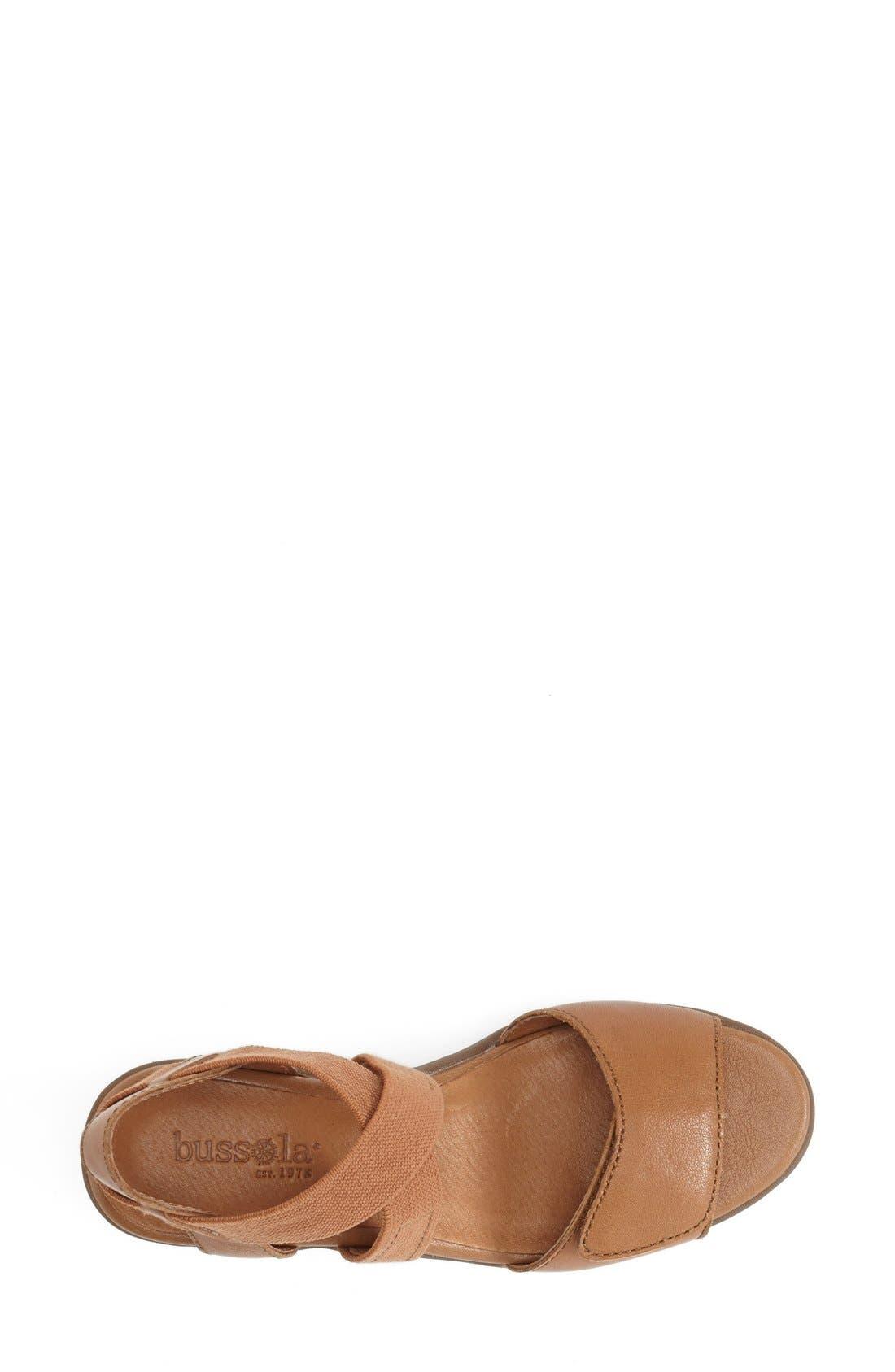 Alternate Image 3  - Bussola 'Zumaia' Wedge Sandal (Women)