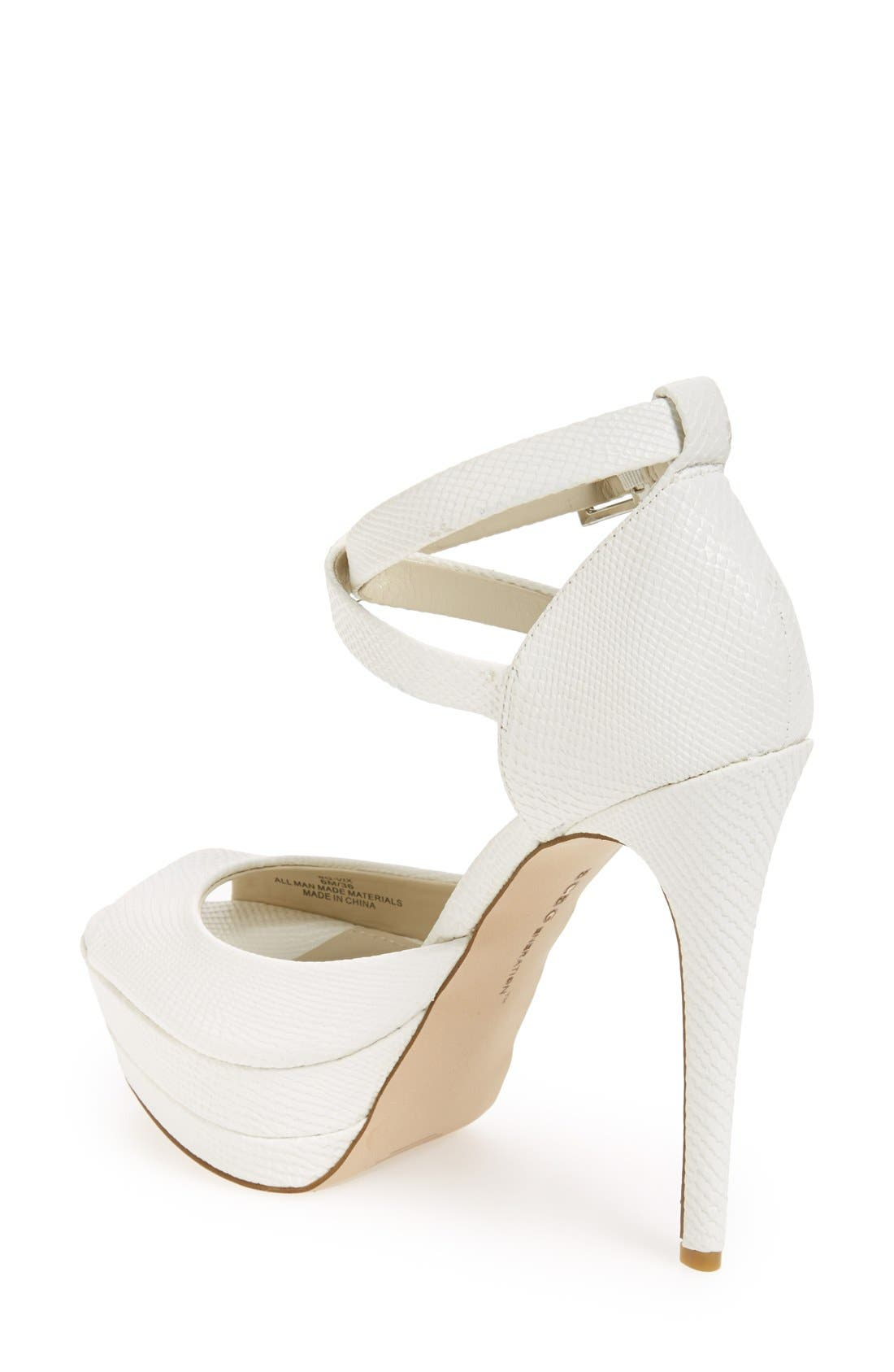 Alternate Image 4  - BCBGeneration 'Vix' Platform Sandal (Women)