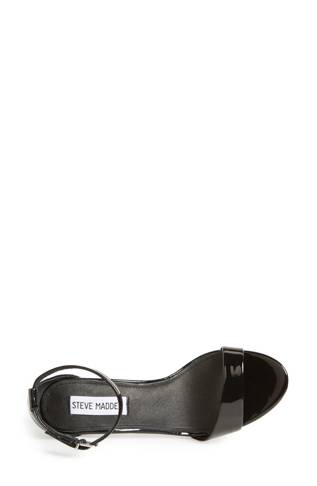 Alternate Image 3  - Steve Madden 'Sillly' Ankle Strap Sandal (Women)