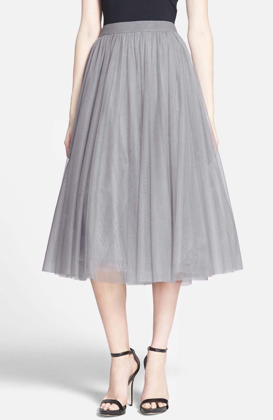 Main Image - Bailey 44 'Shadow Waltz' Skirt