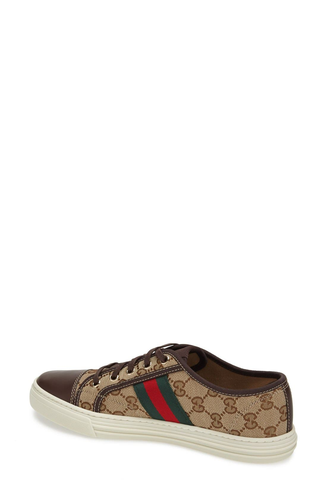 Alternate Image 2  - Gucci 'California' Sneaker (Women)