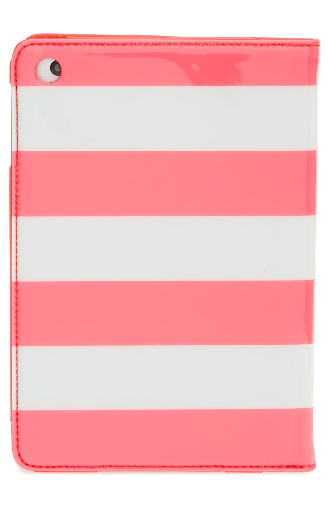 Alternate Image 4  - kate spade new york 'fairmont square' iPad mini hardcase folio