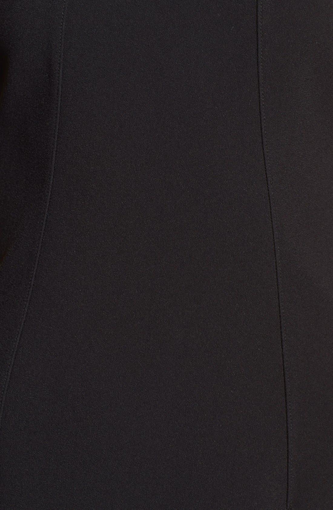 Alternate Image 3  - Alexander Wang Sleeveless Crepe Dress