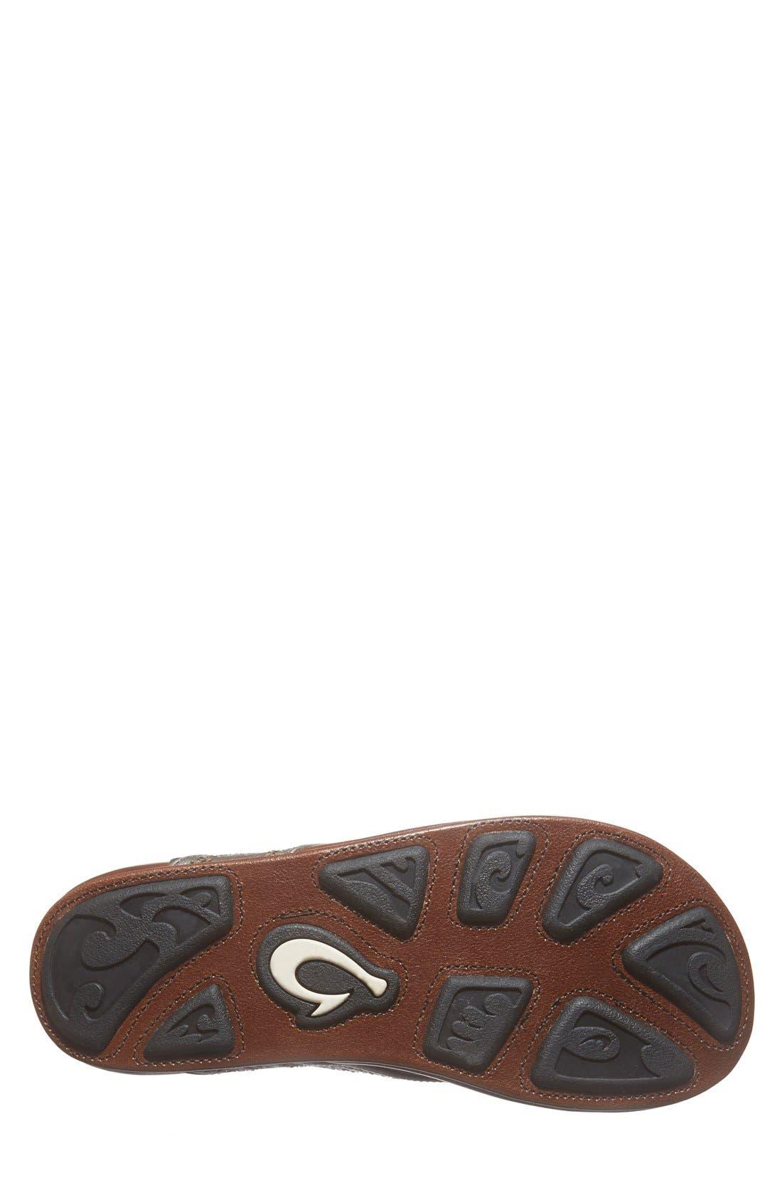 Alternate Image 5  - OluKai 'Akua' Flip Flop (Nordstrom Exclusive) (Men)