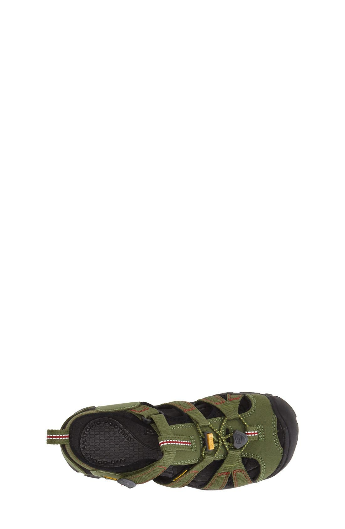 Alternate Image 3  - Keen 'Seacamp II' Waterproof Sandal (Baby, Walker, Toddler, Little Kid & Big Kid)