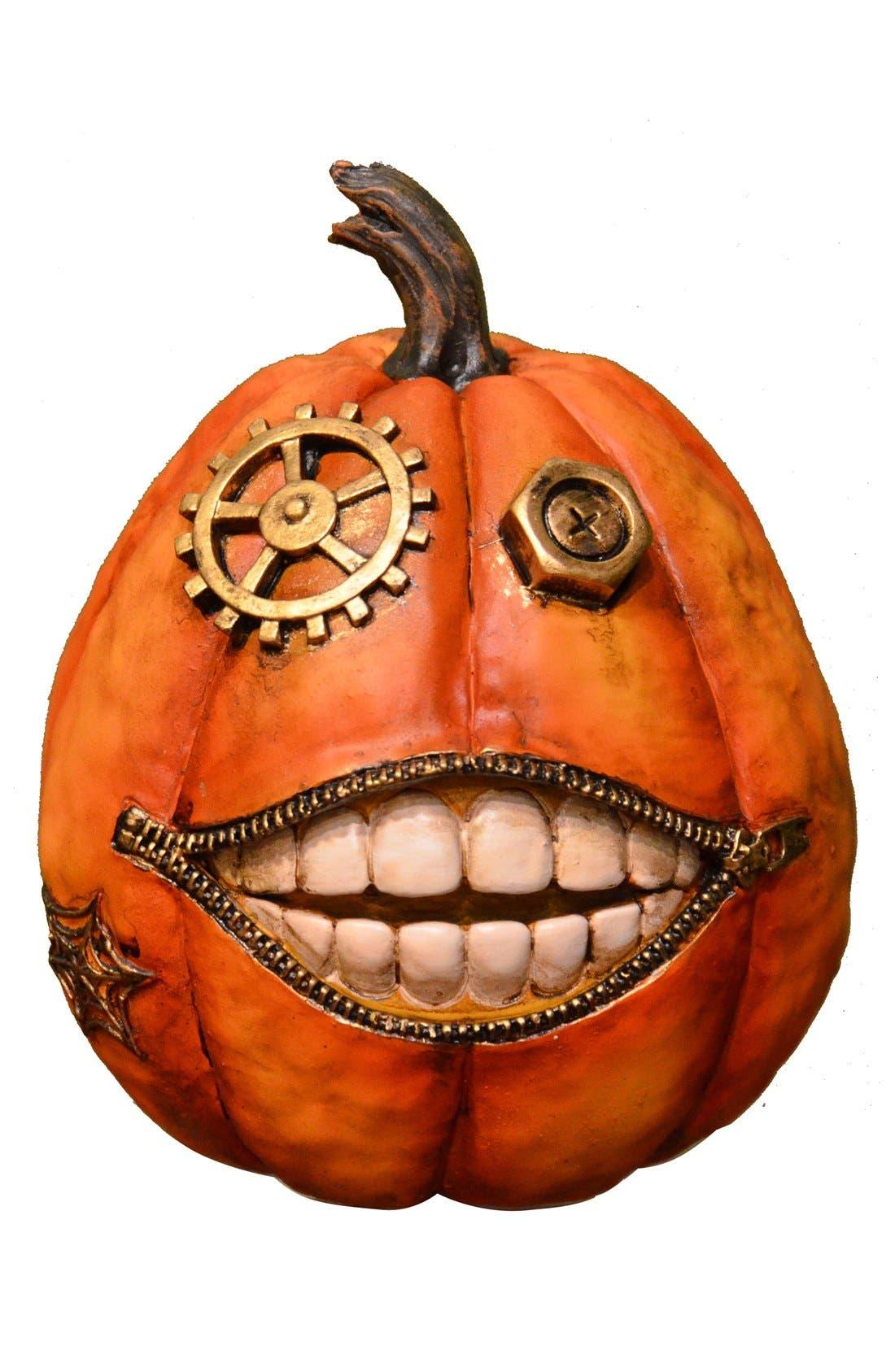 Alternate Image 1 Selected - Fantastic Craft 'Steam Pumpkin' Figurine