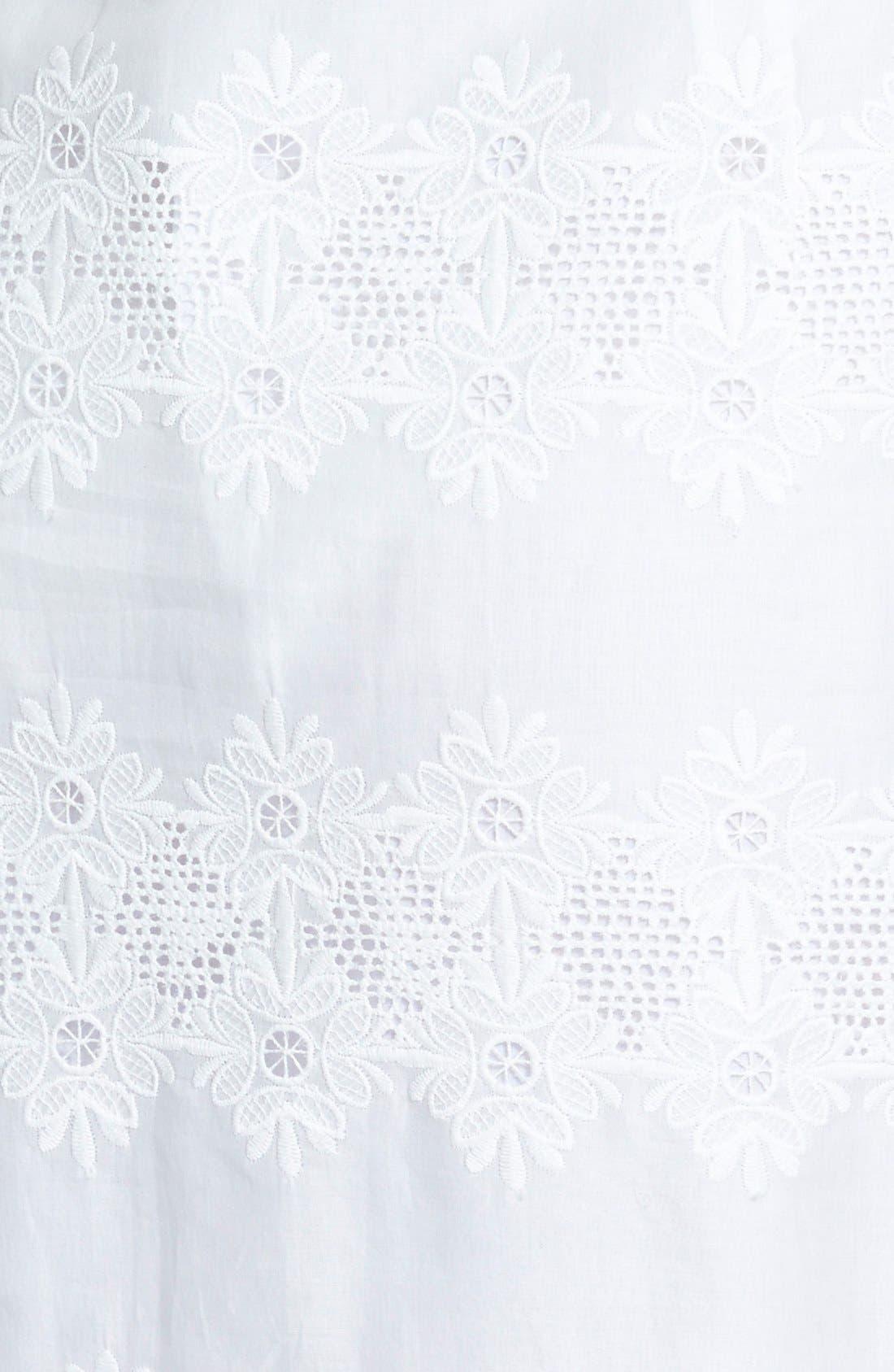 Alternate Image 3  - Vineyard Vines Ruffle Shift Dress