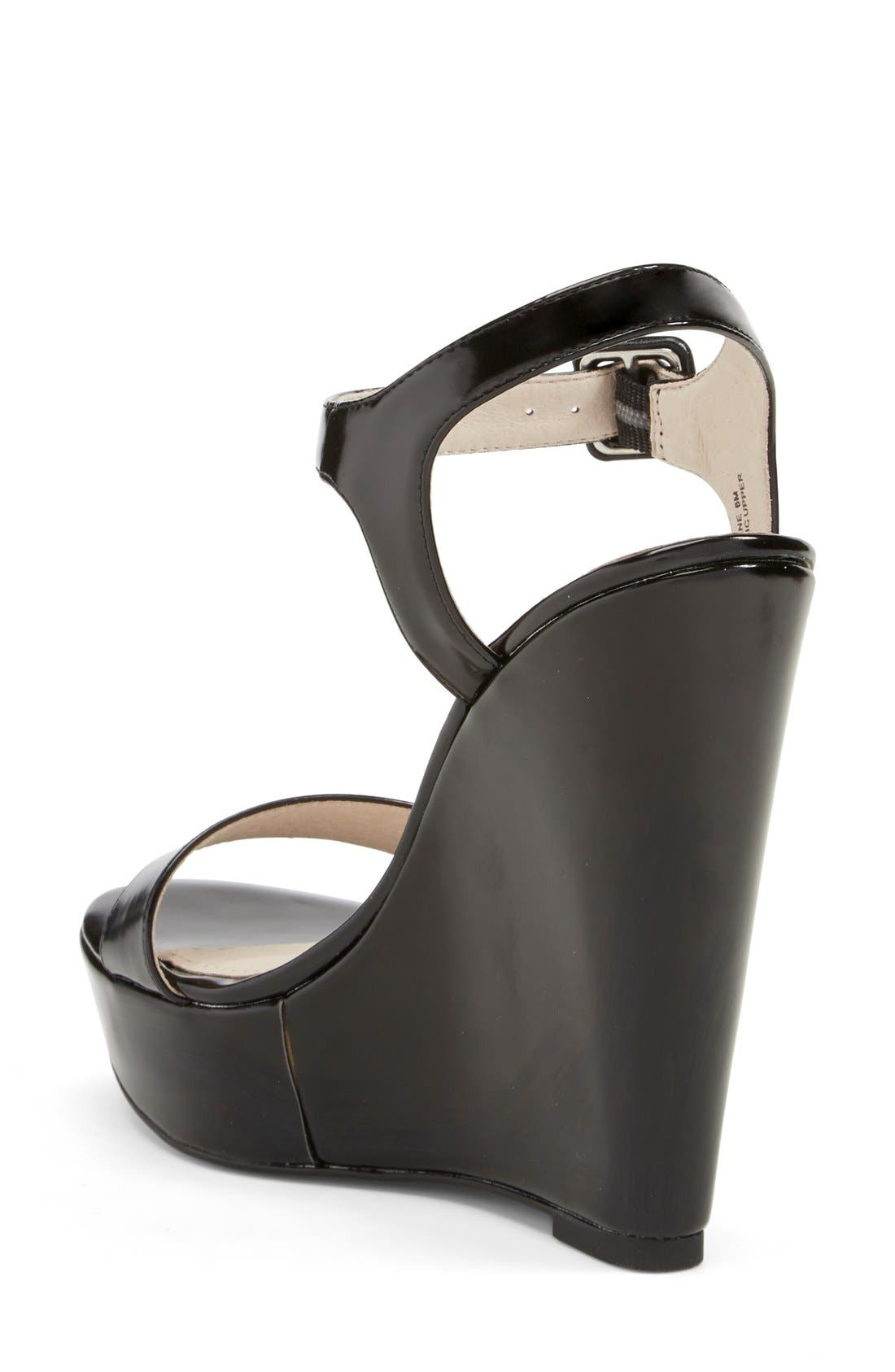 Alternate Image 2  - Steve Madden 'Prestine' Wedge Sandal (Women)