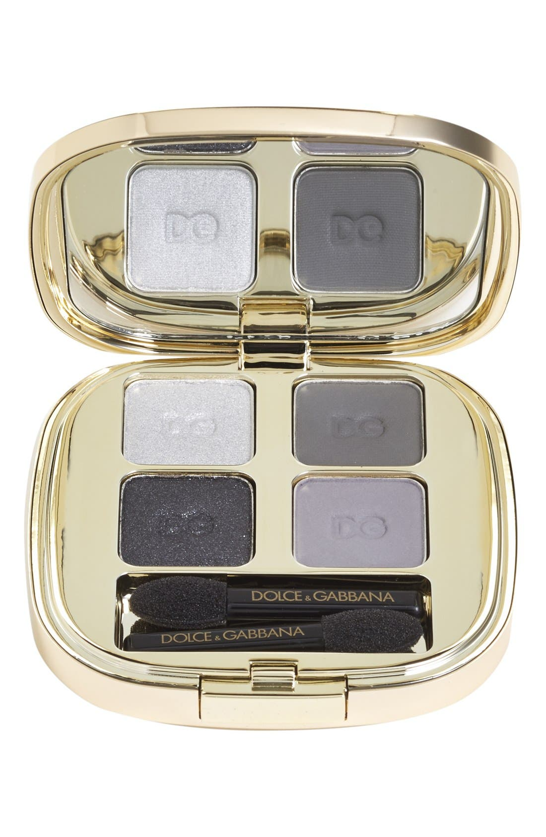Dolce&Gabbana Beauty Smooth Eye Color Quad